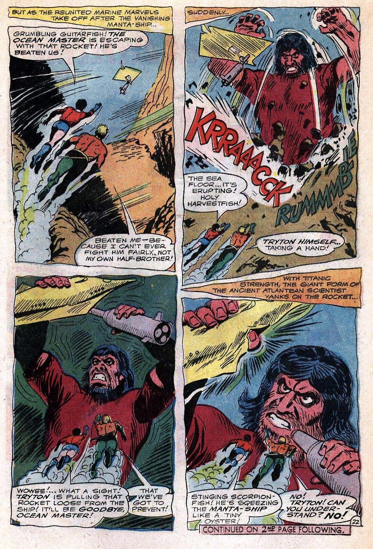Read online Aquaman (1962) comic -  Issue #32 - 29
