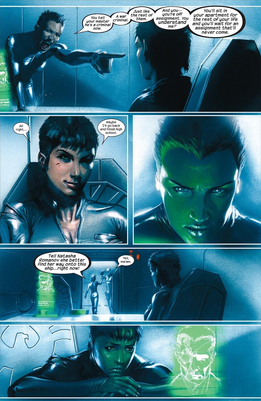Read online Secret War comic -  Issue #5 - 28
