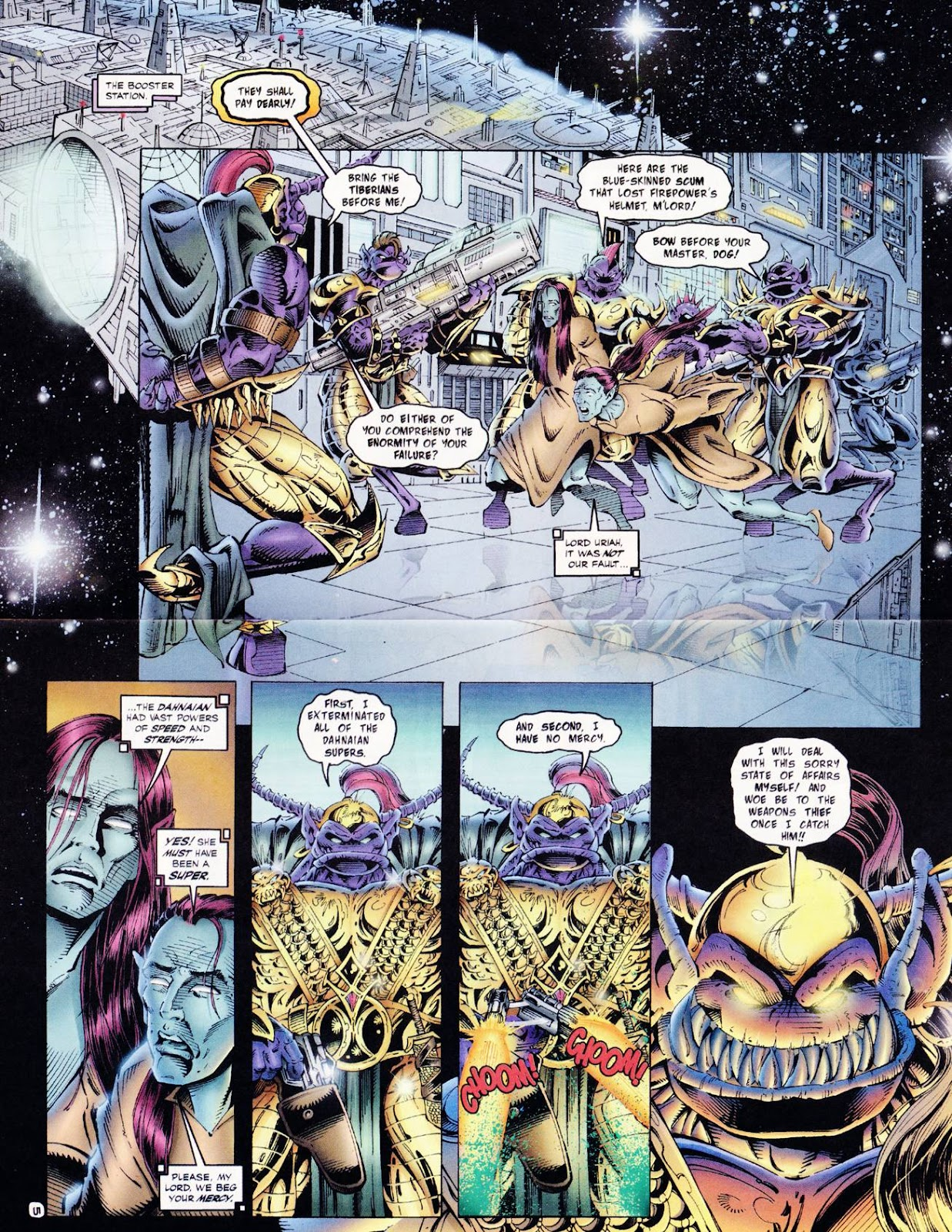 Read online The Alliance comic -  Issue #3 - 7