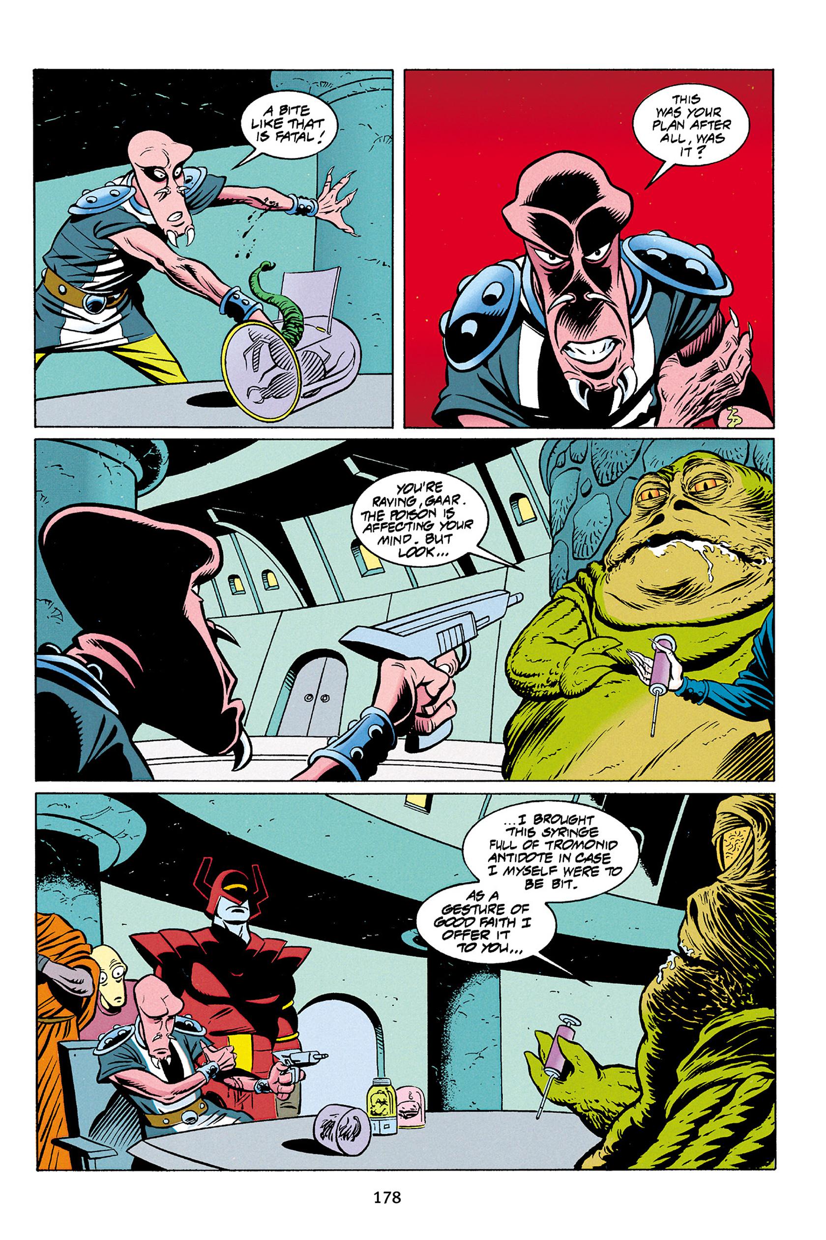 Read online Star Wars Omnibus comic -  Issue # Vol. 30 - 175