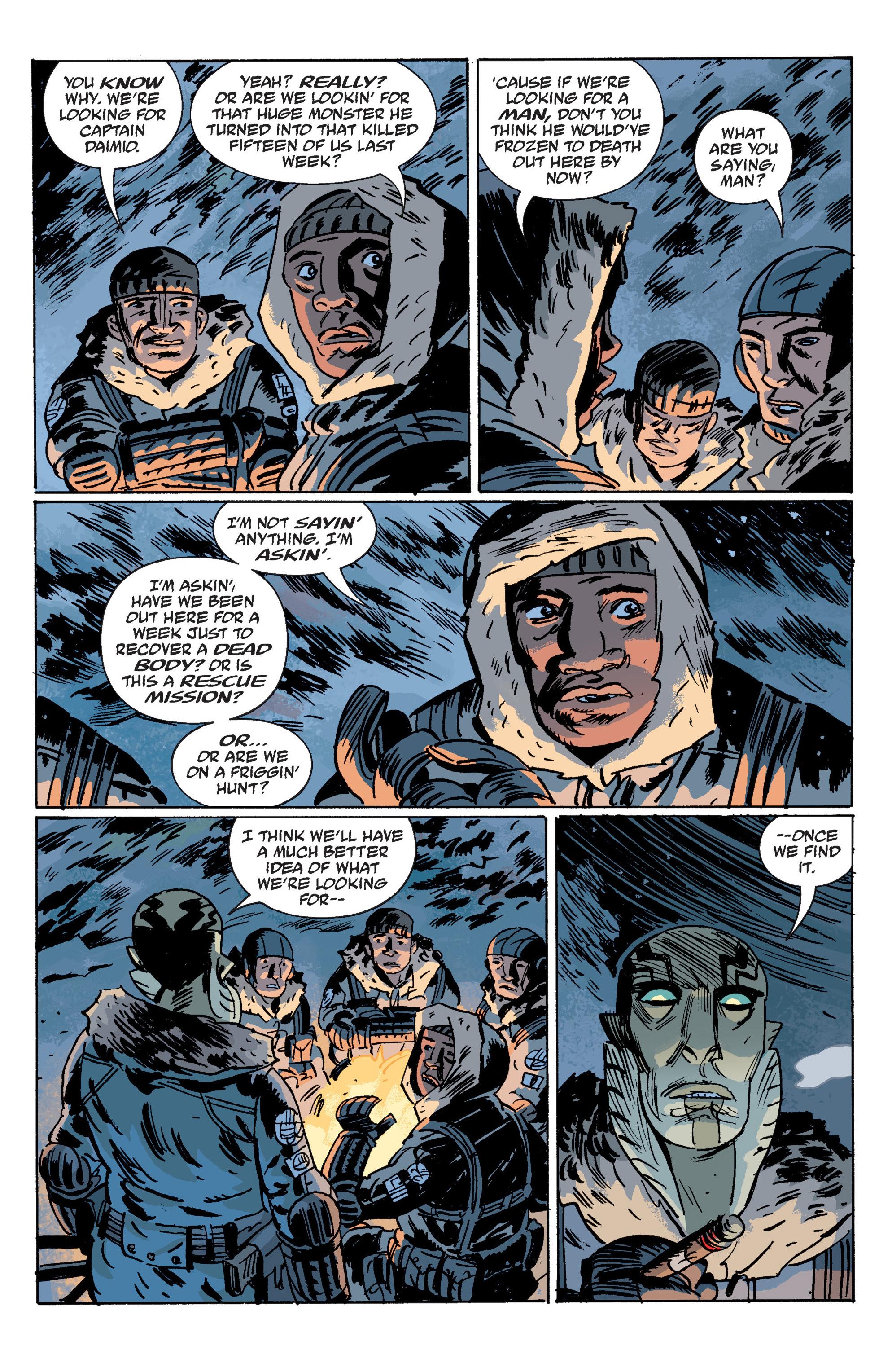 Read online B.P.R.D. (2003) comic -  Issue # TPB 10 - 19