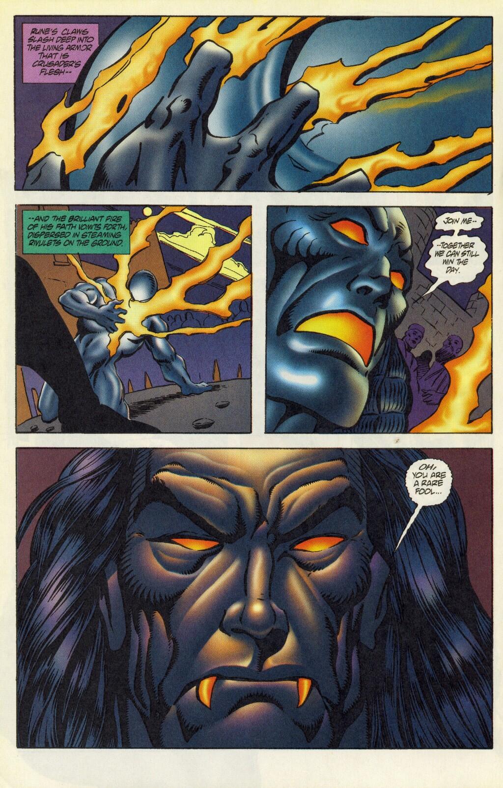 Read online Rune (1995) comic -  Issue #5 - 17