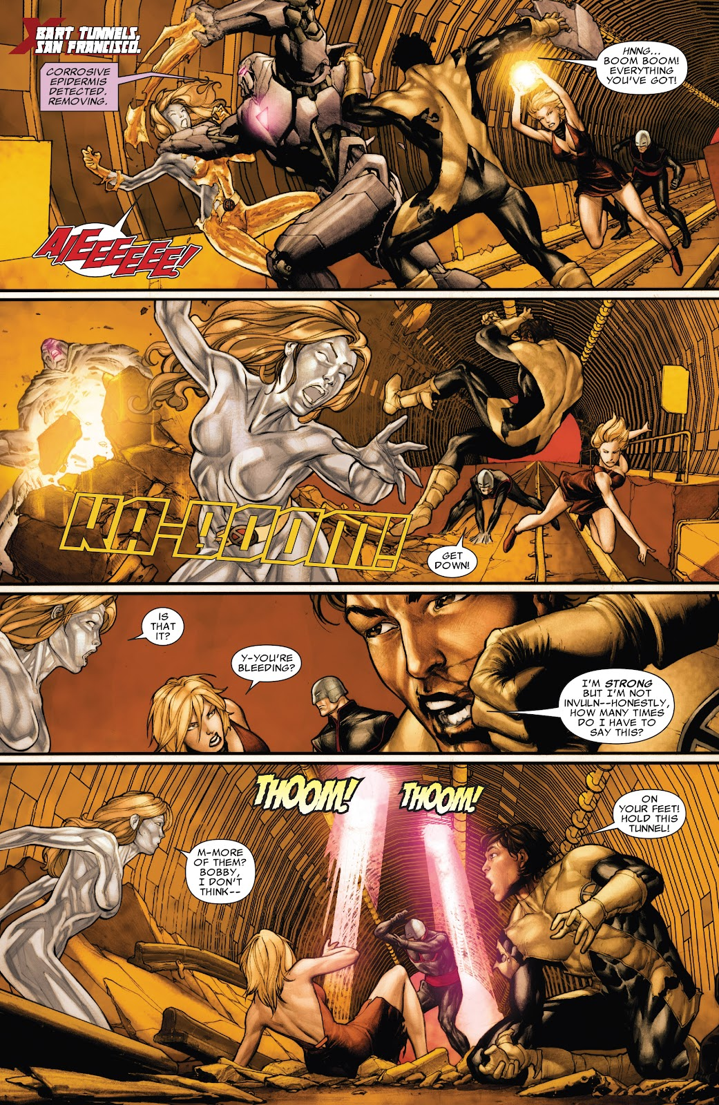 Read online X-Men: Second Coming comic -  Issue # _TPB (Part 3) - 57