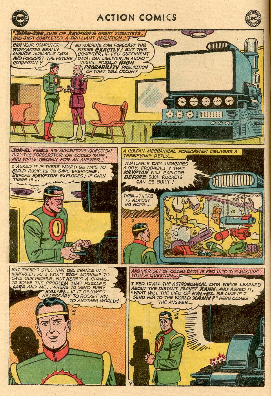 Read online Action Comics (1938) comic -  Issue #314 - 5