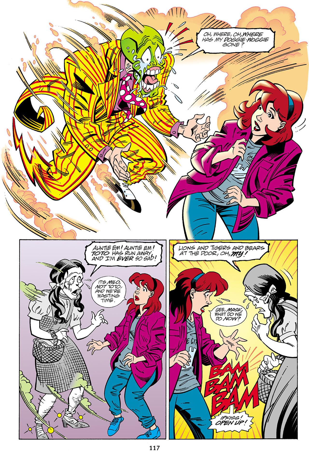 Read online Adventures Of The Mask Omnibus comic -  Issue #Adventures Of The Mask Omnibus Full - 117