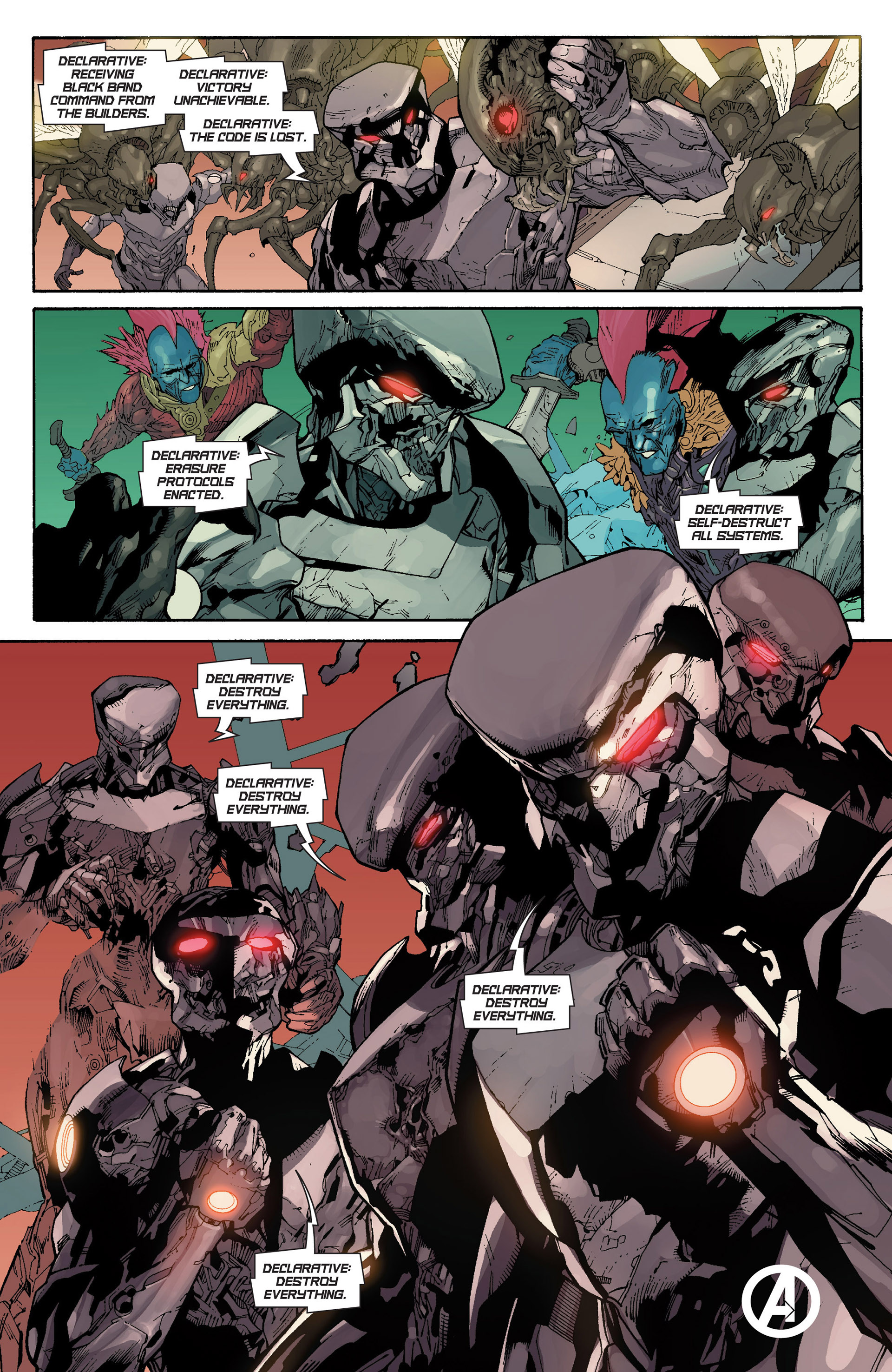 Read online Avengers (2013) comic -  Issue #21 - 28