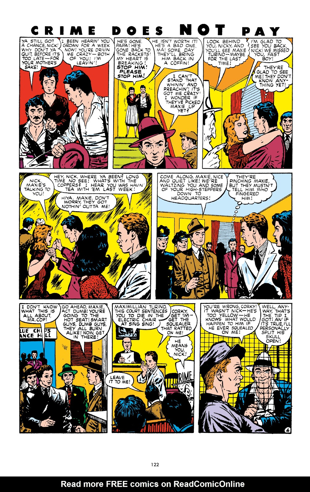 Read online Crime Does Not Pay Archives comic -  Issue # TPB 9 (Part 2) - 24