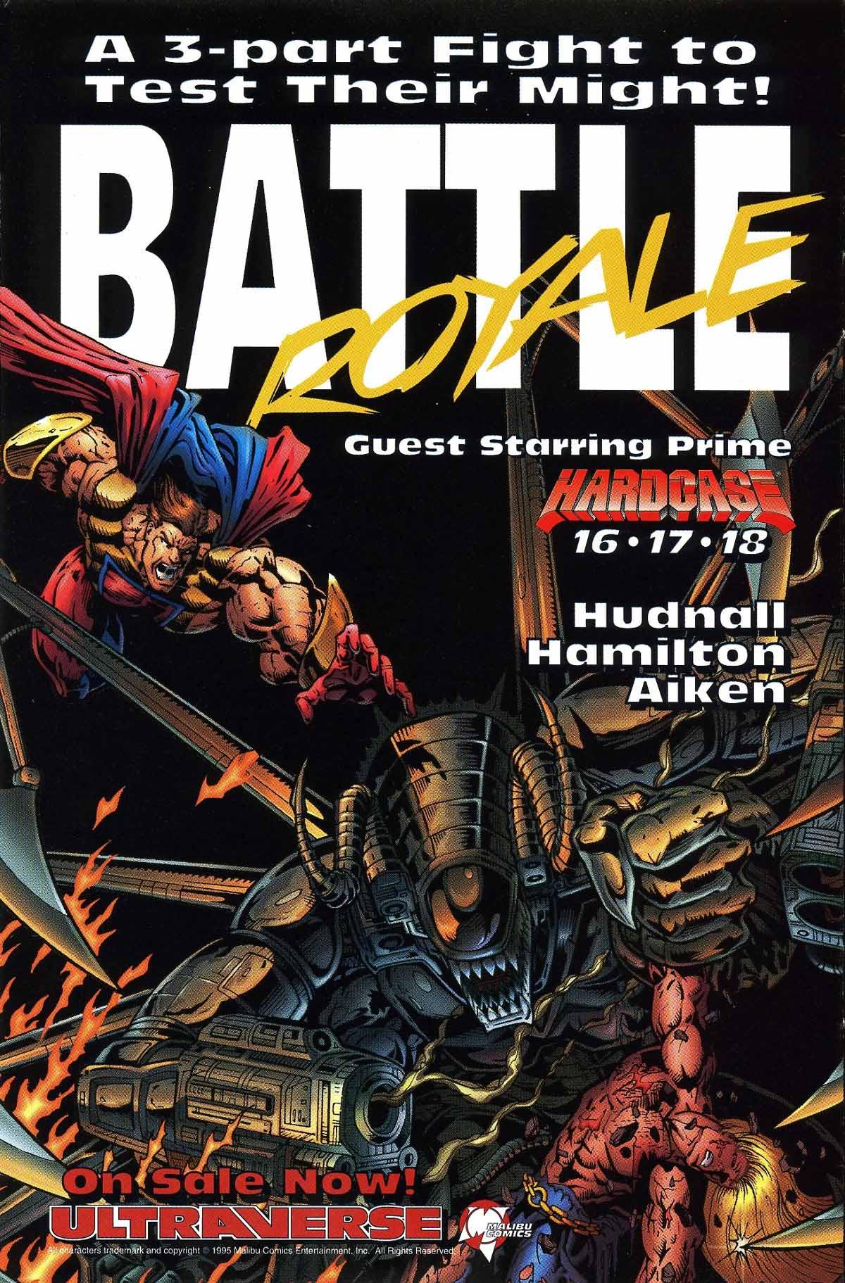 Read online Rune (1994) comic -  Issue #6 - 32