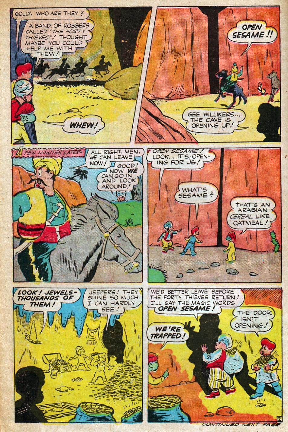 Jingle Jangle Comics issue 15 - Page 12