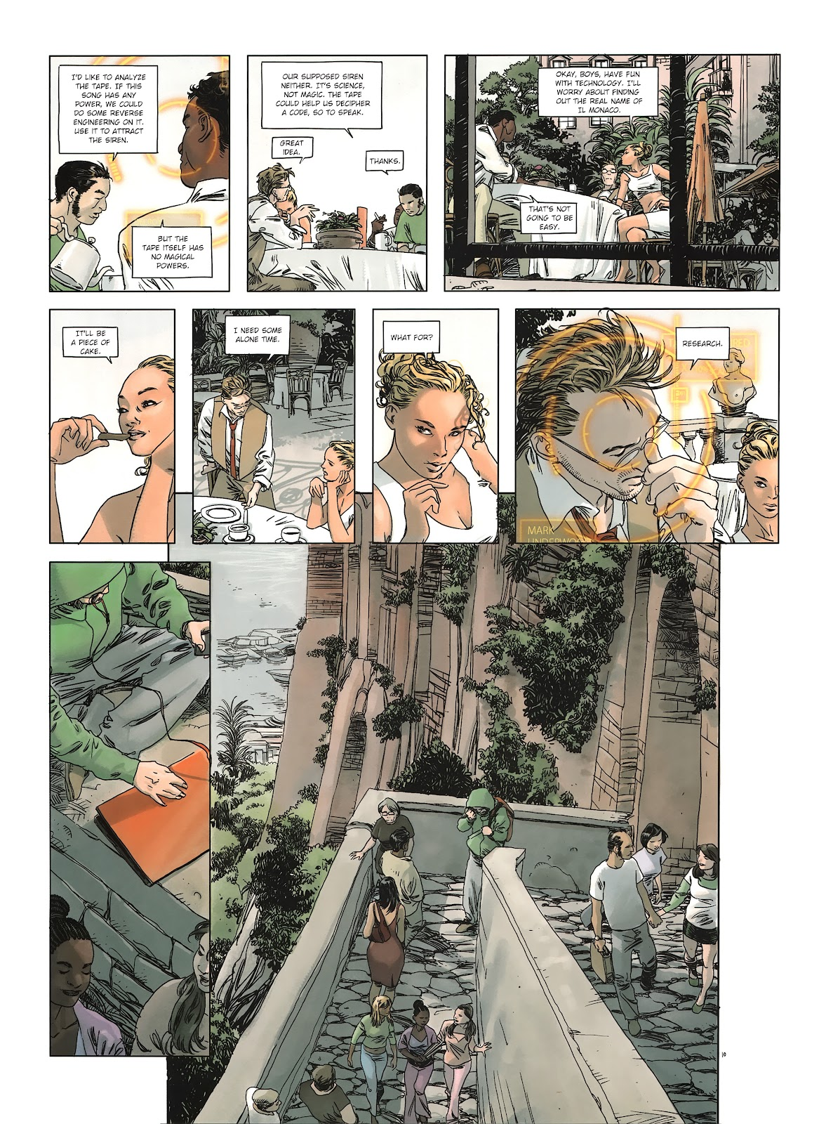 Read online Cutting Edge (2013) comic -  Issue #2 - 12
