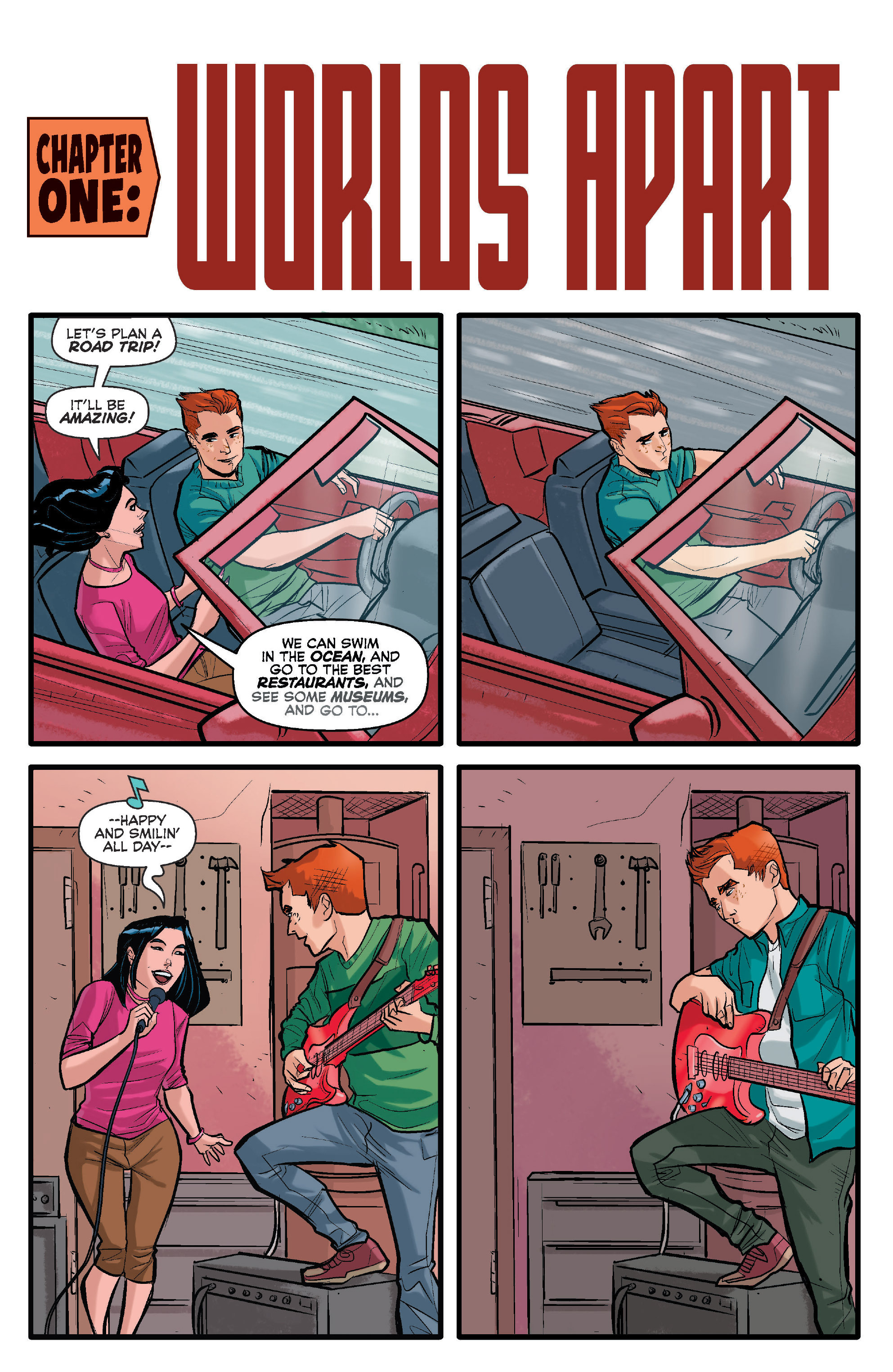 Read online Archie (2015) comic -  Issue #13 - 5