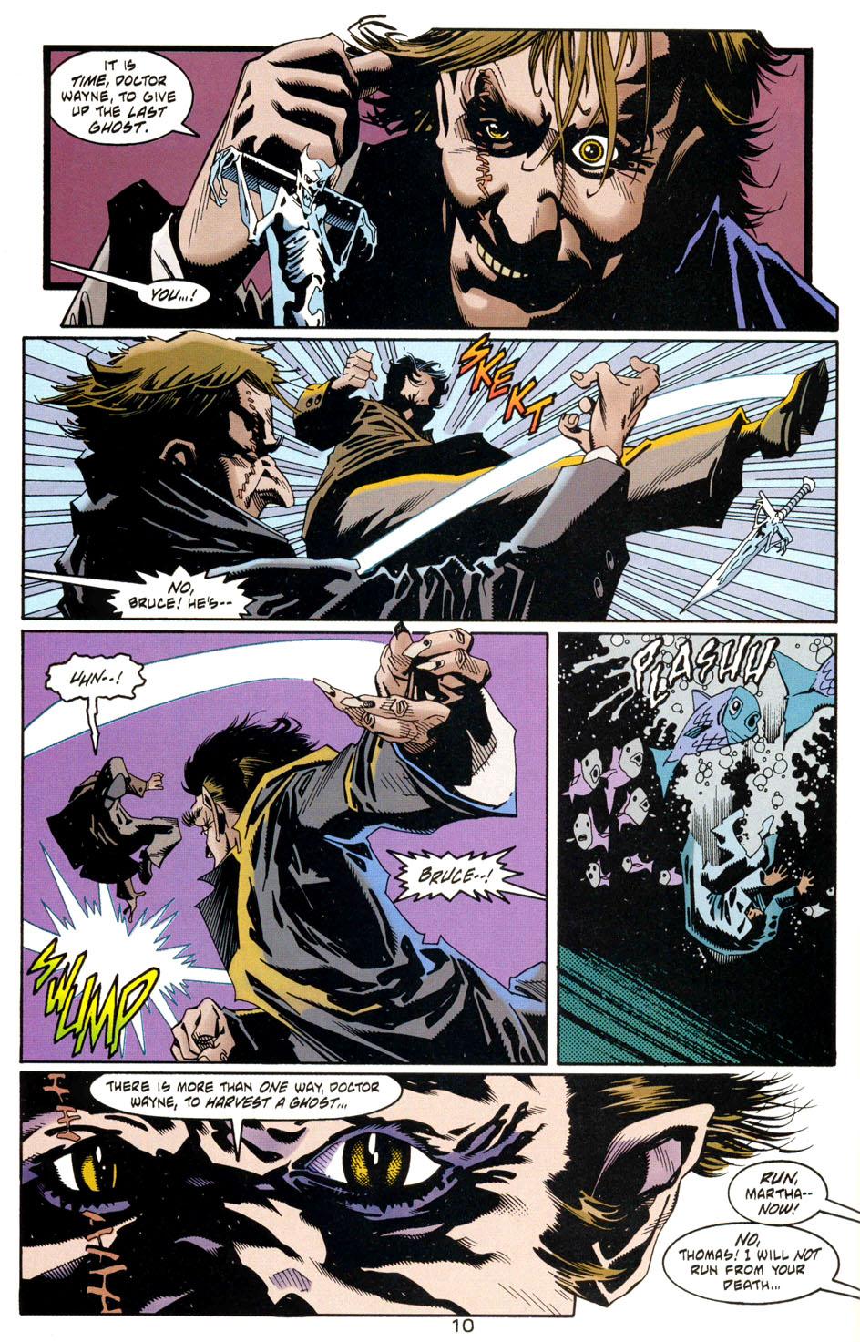 Read online Batman: Haunted Gotham comic -  Issue #1 - 12
