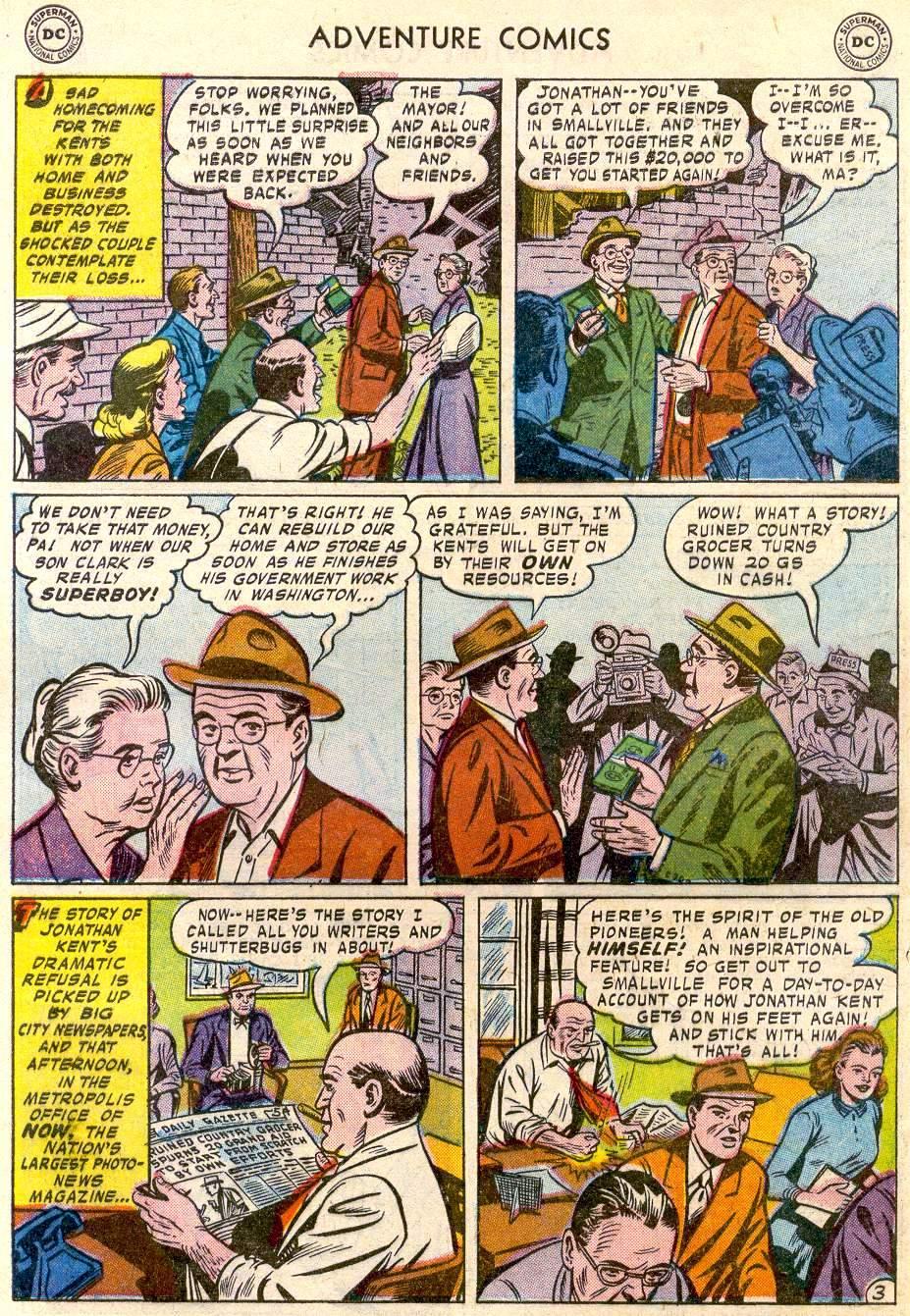 Read online Adventure Comics (1938) comic -  Issue #244 - 5