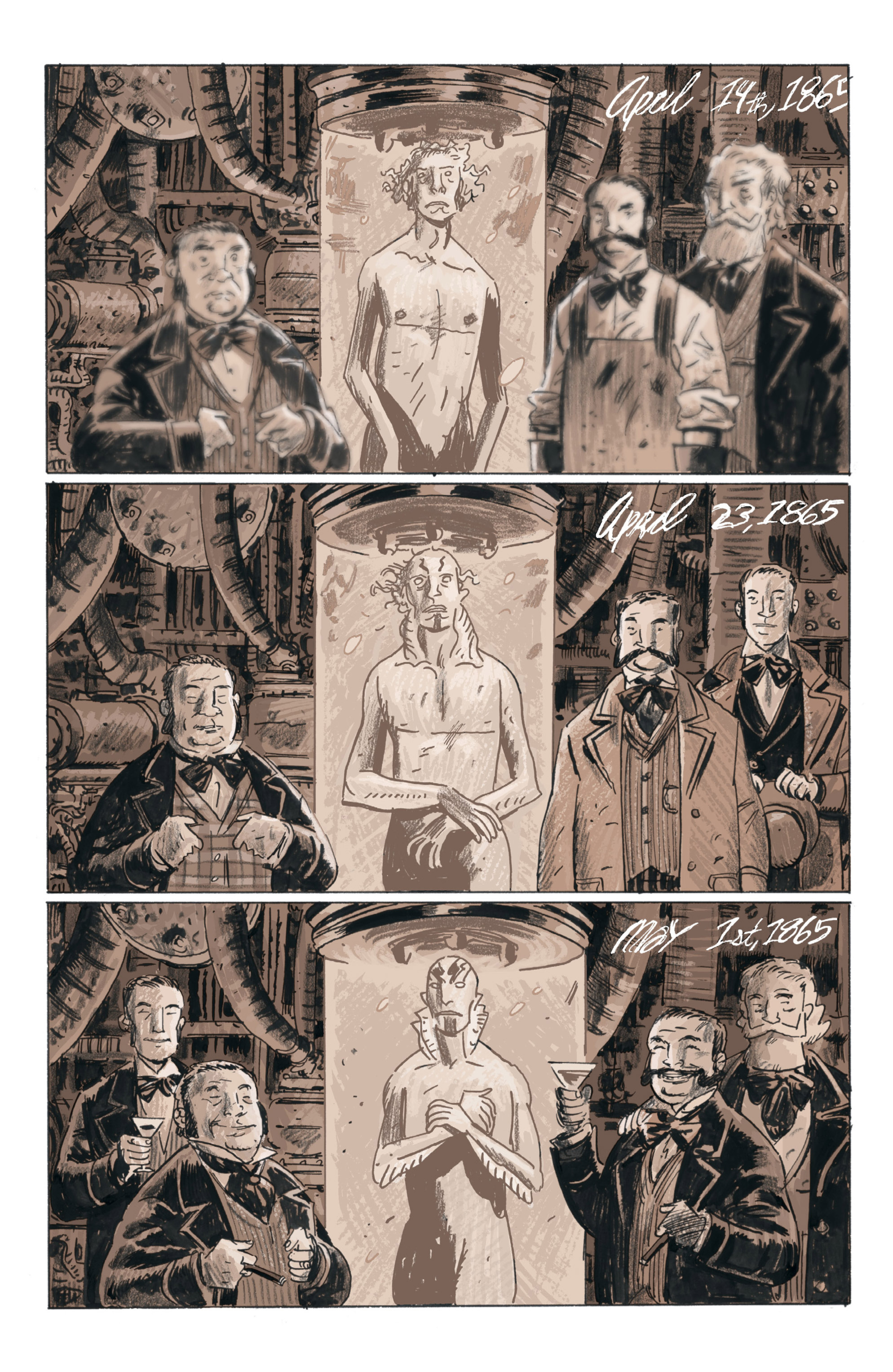 Read online B.P.R.D. (2003) comic -  Issue # TPB 7 - 80