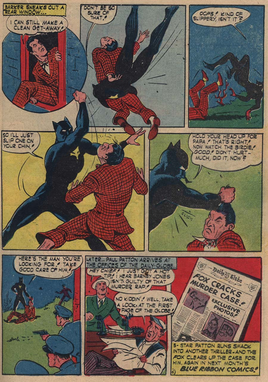 Blue Ribbon Comics (1939) issue 18 - Page 28