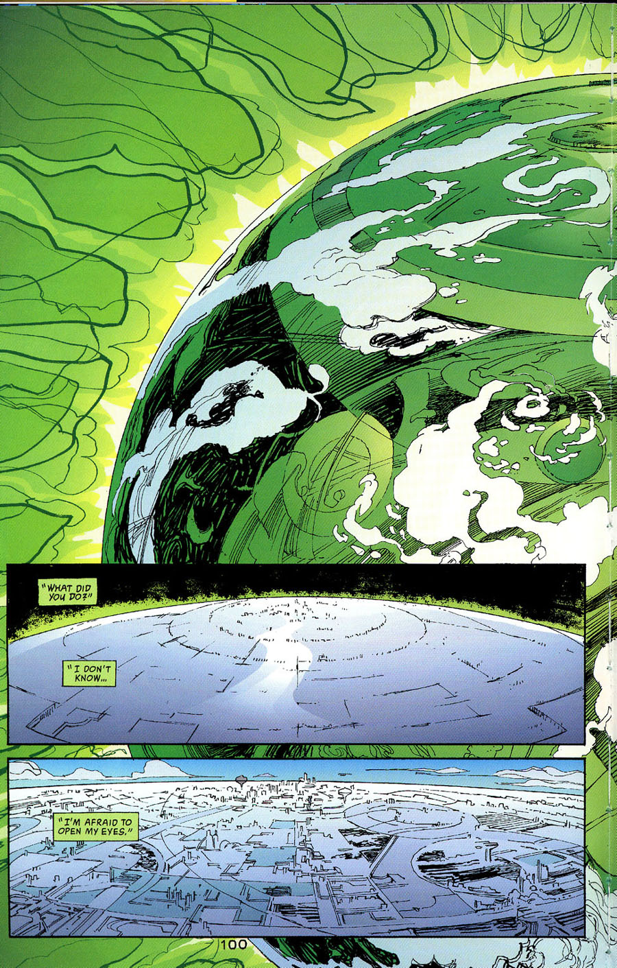 Read online Green Lantern: Legacy: The Last Will and Testament of Hal Jordan comic -  Issue # TPB - 107