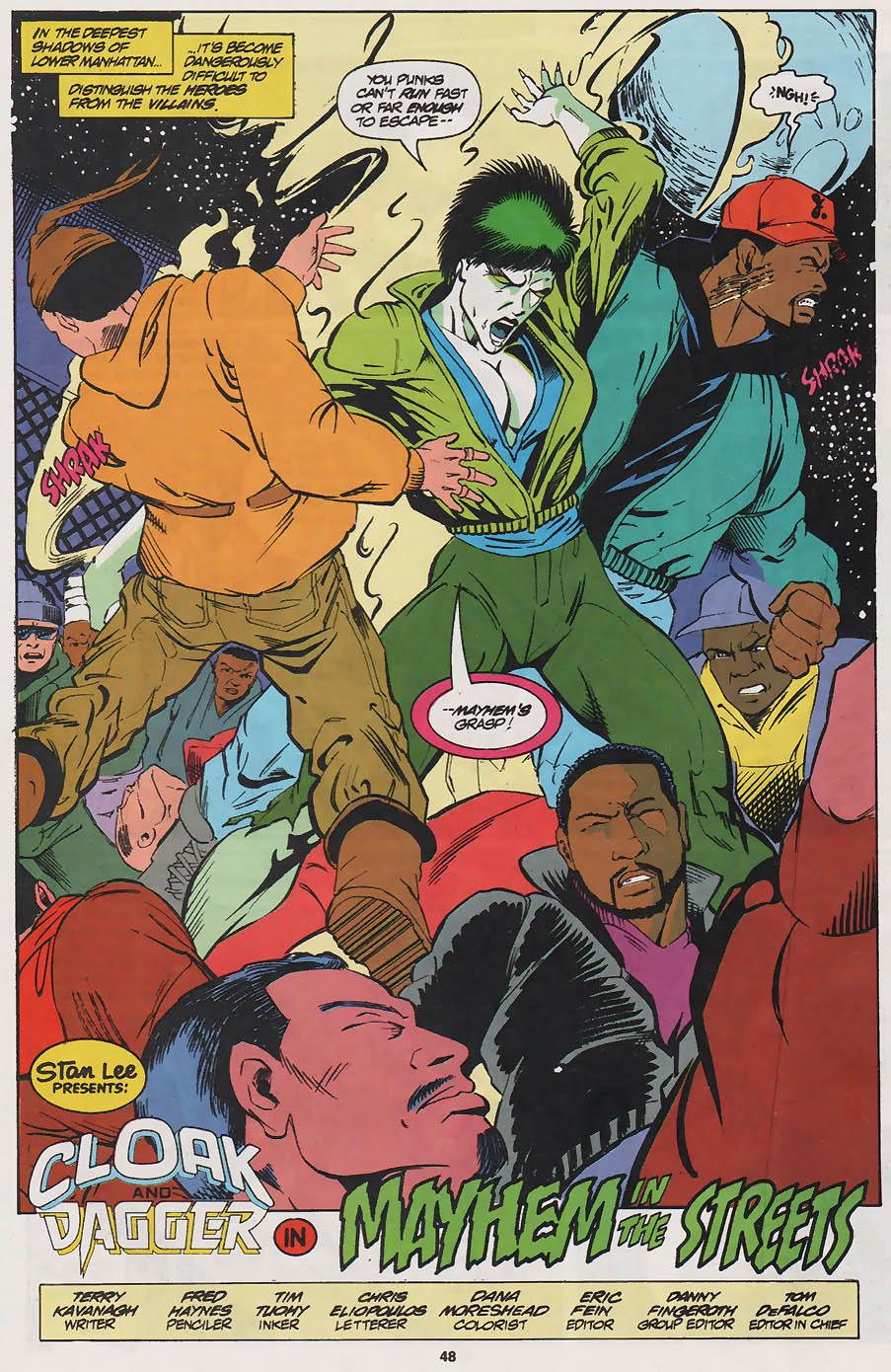 Web of Spider-Man (1985) _Annual 9 #9 - English 40