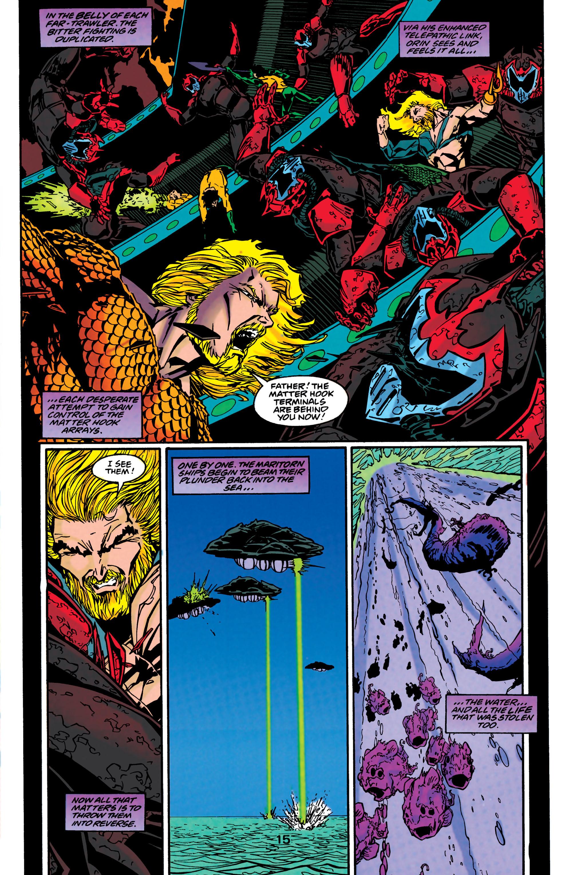 Read online Aquaman (1994) comic -  Issue #48 - 15