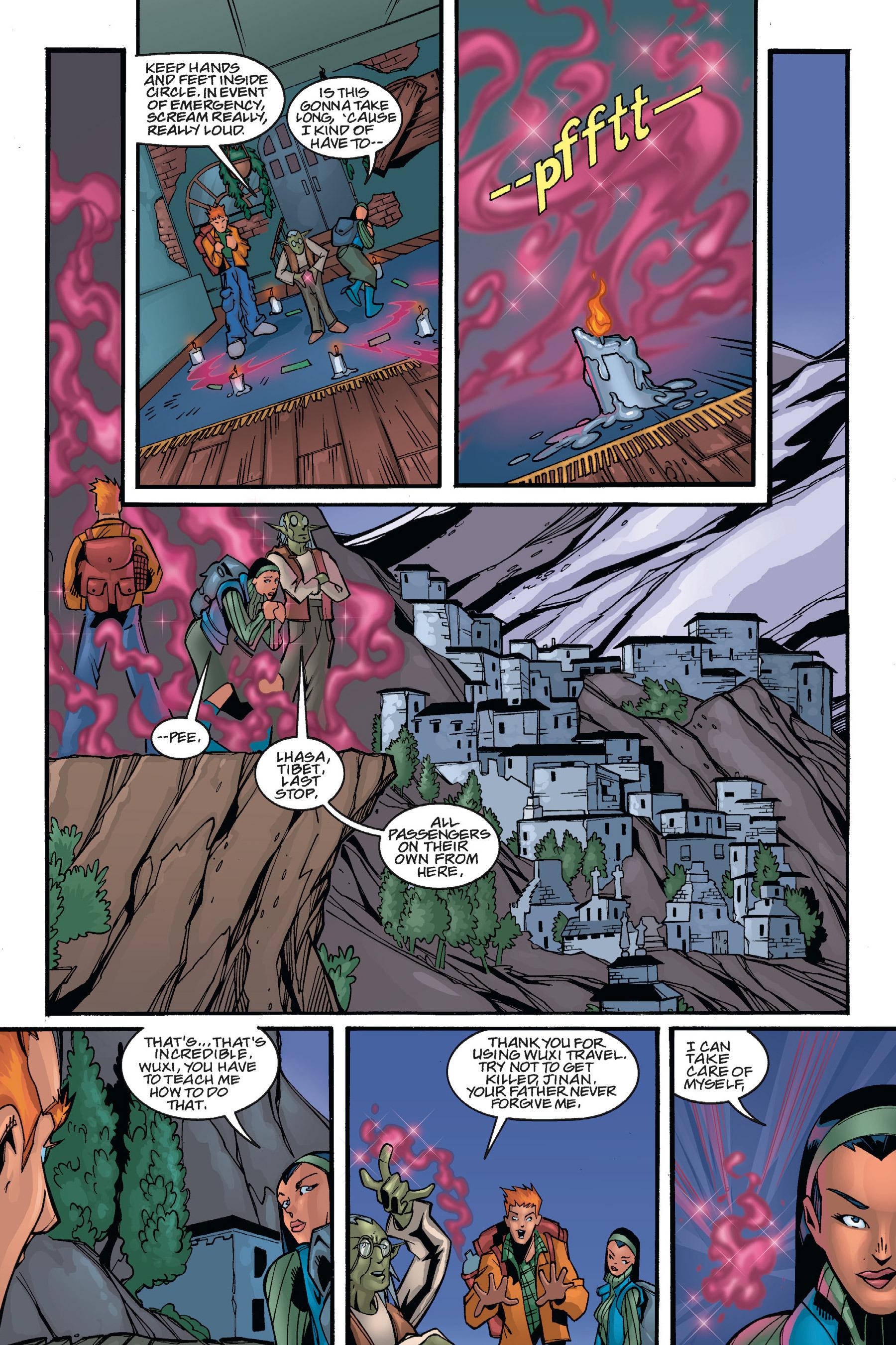 Read online Buffy the Vampire Slayer: Omnibus comic -  Issue # TPB 5 - 315