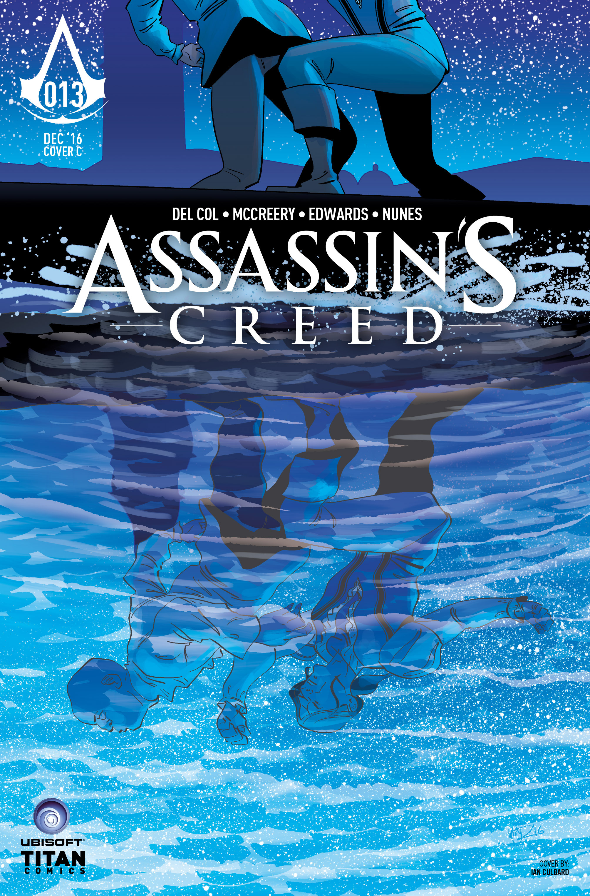 Read online Assassin's Creed (2015) comic -  Issue #13 - 37