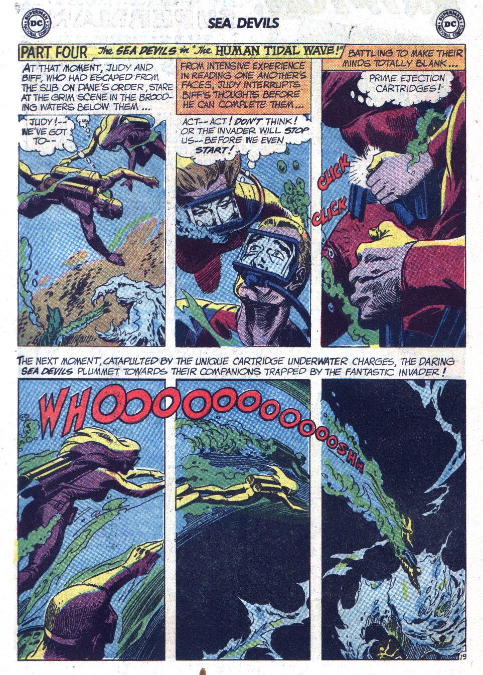 Read online Sea Devils comic -  Issue #7 - 27
