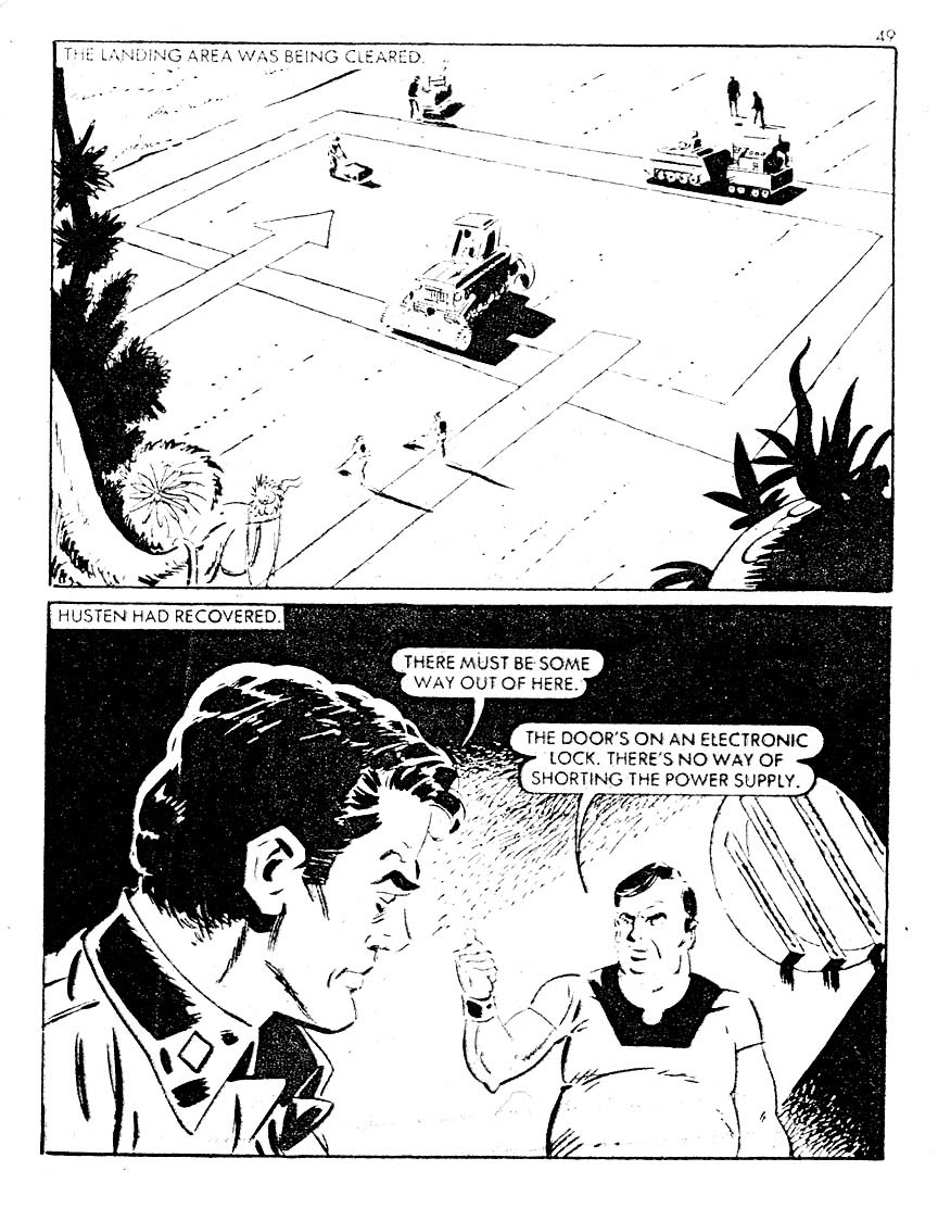 Starblazer issue 30 - Page 49