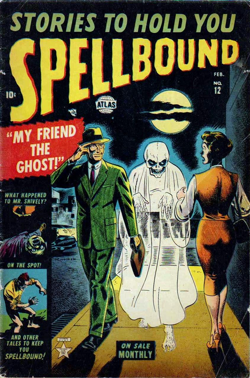 Spellbound (1952) 12 Page 1