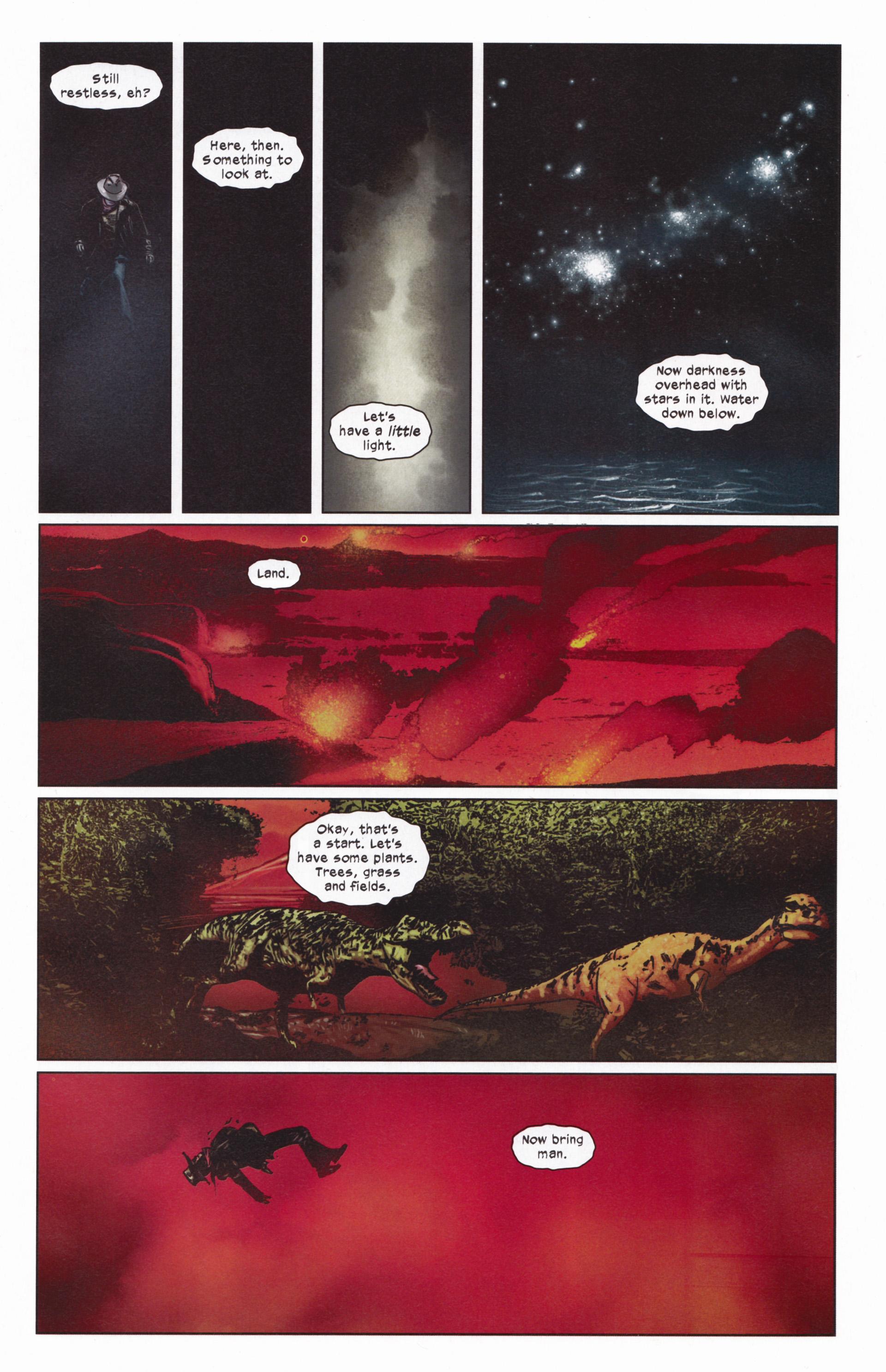 Read online Dark Tower: The Gunslinger - The Man in Black comic -  Issue #5 - 12