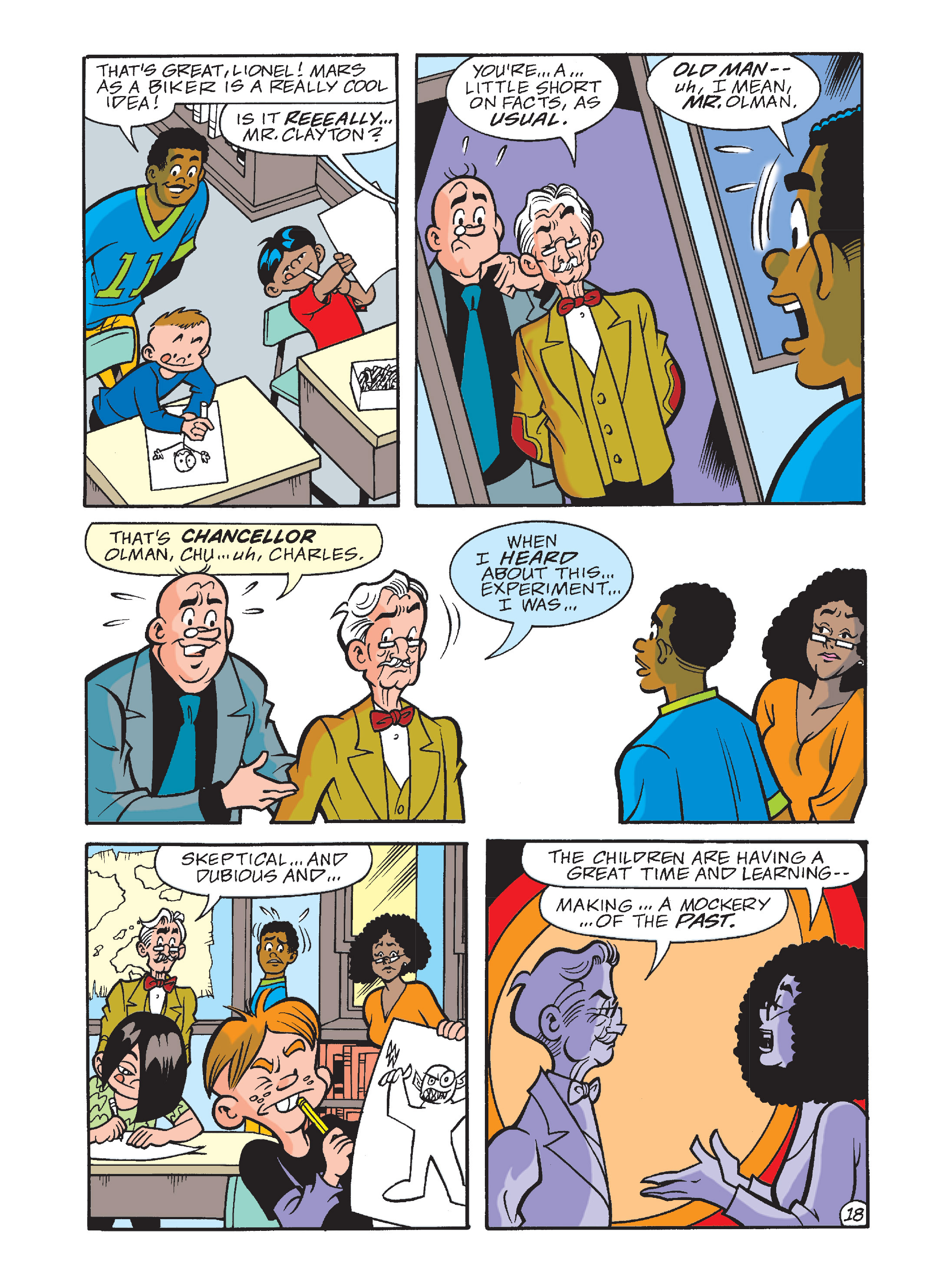 Read online Archie's Funhouse Double Digest comic -  Issue #10 - 53