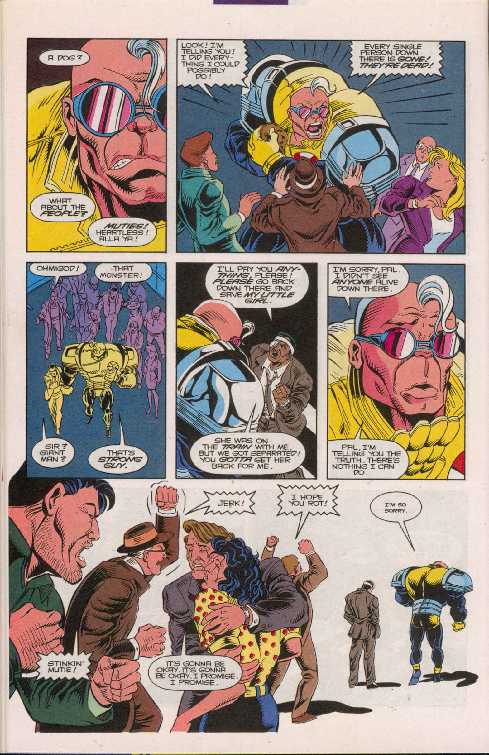 Read online X-Factor (1986) comic -  Issue # _ Annual 8 - 55