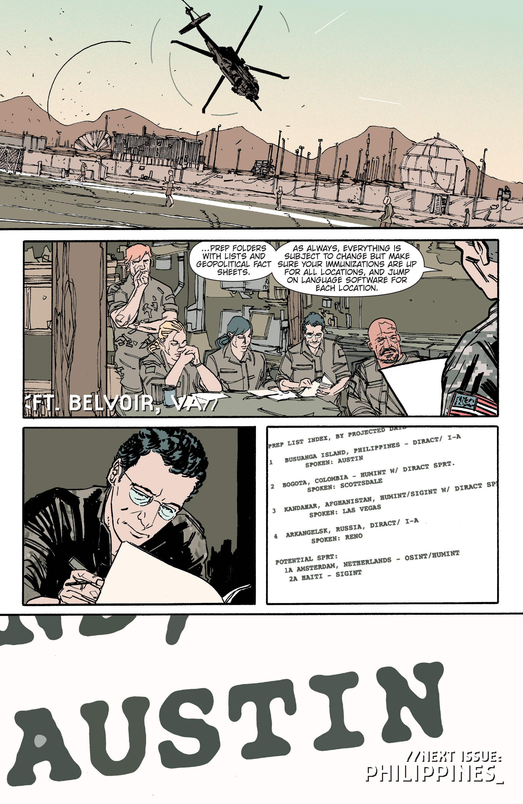 Read online The Activity comic -  Issue #9 - 24