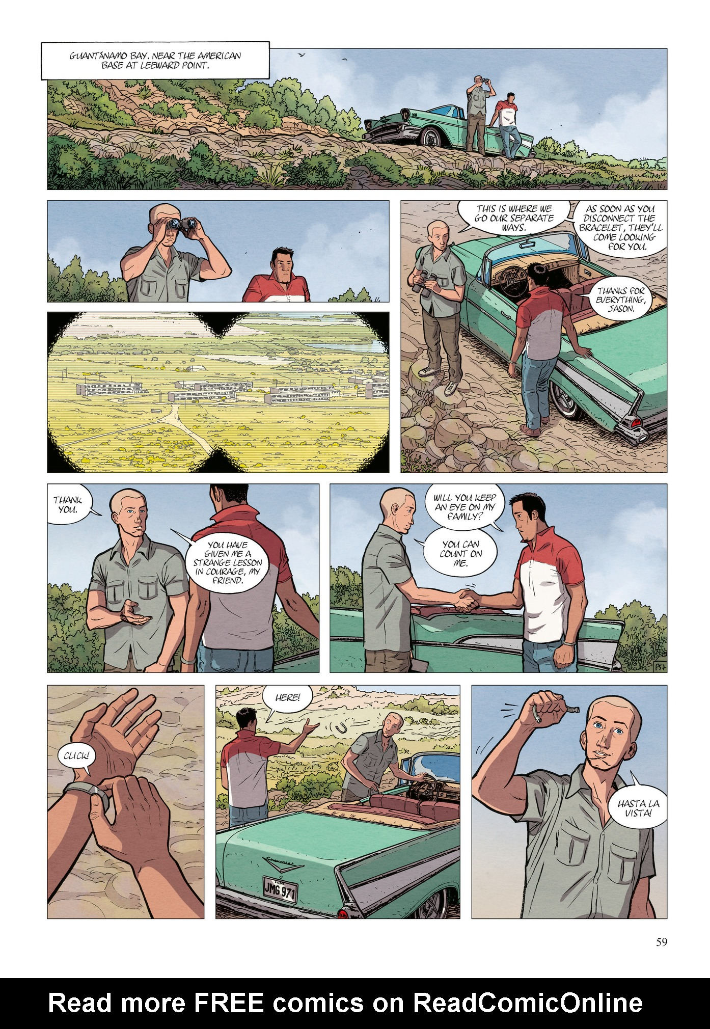 Read online Alter Ego comic -  Issue #5 - 61