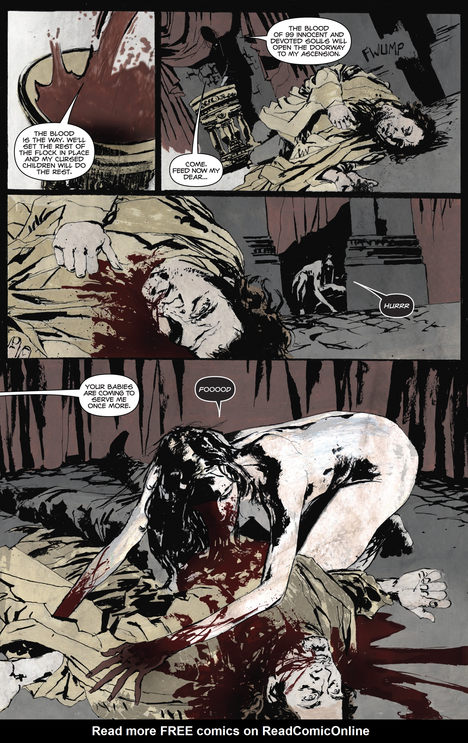 Read online Dead Irons comic -  Issue # TPB - 68