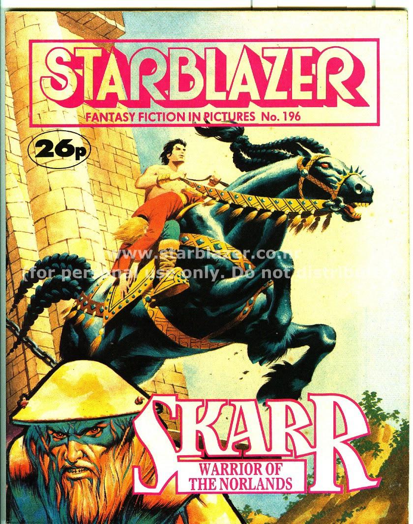 Starblazer issue 196 - Page 1