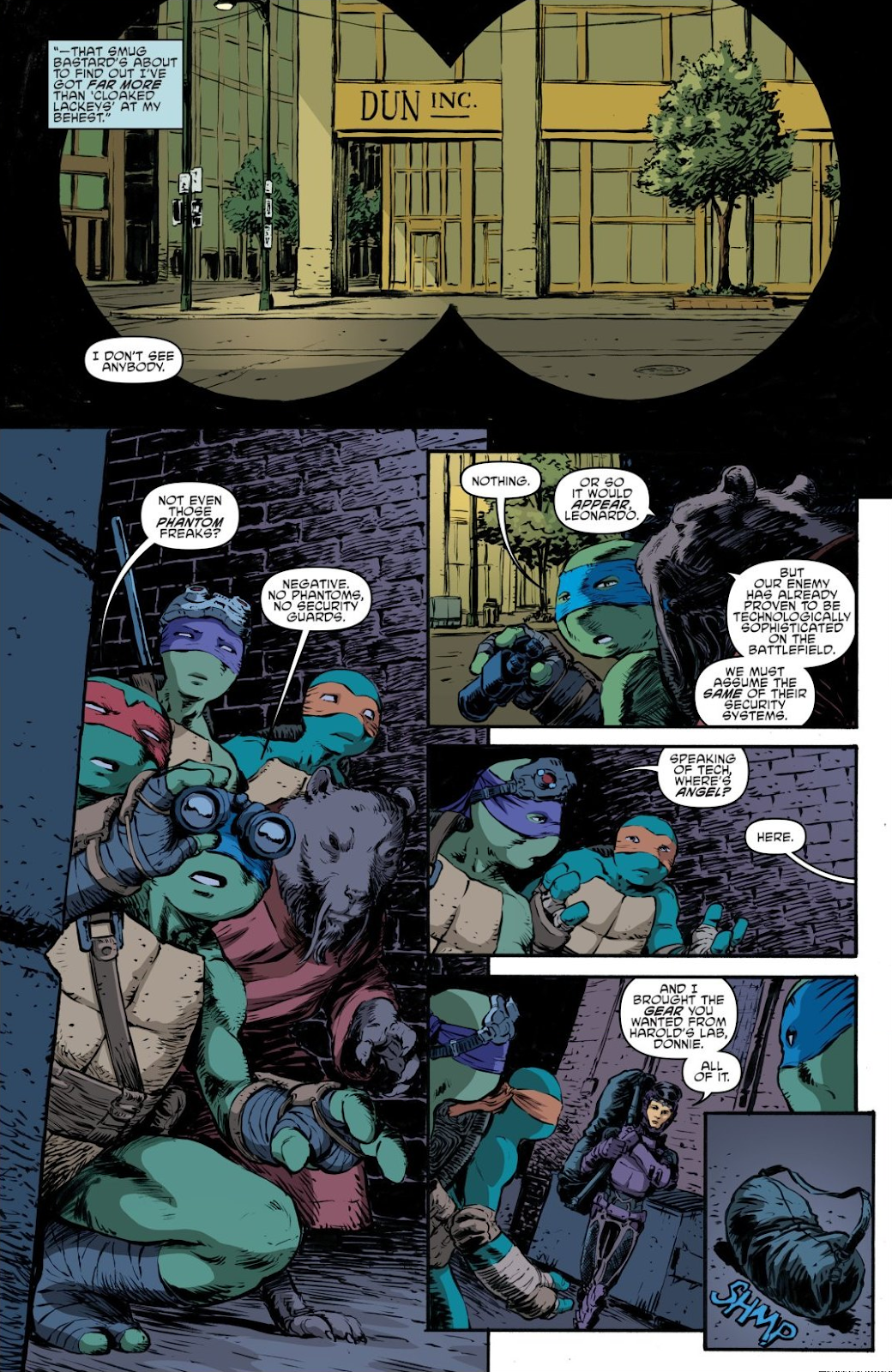 Read online Teenage Mutant Ninja Turtles: The IDW Collection comic -  Issue # TPB 7 (Part 3) - 84