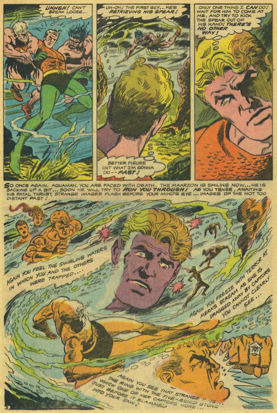 Read online Adventure Comics (1938) comic -  Issue #493 - 27