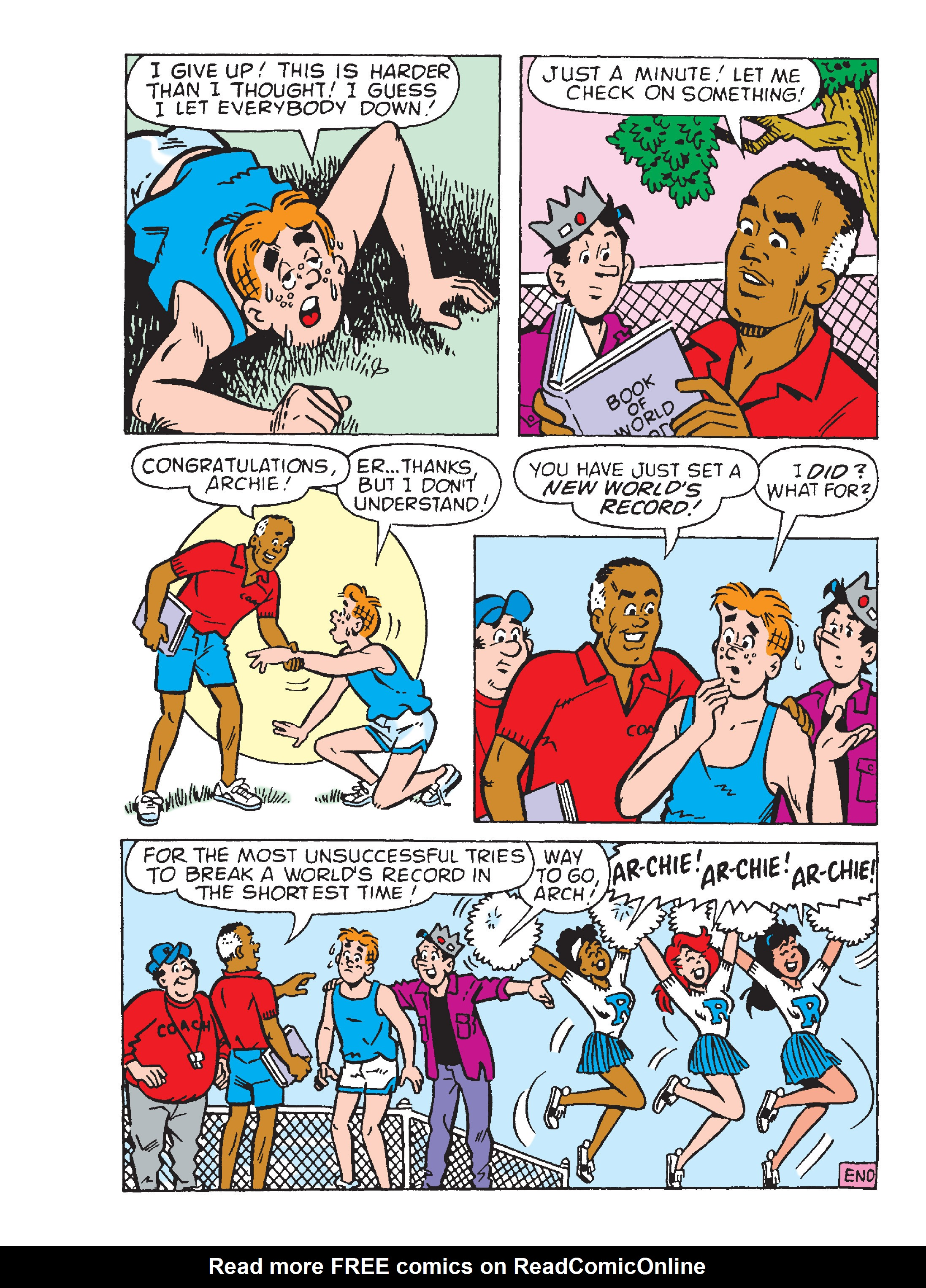 Read online Archie's Funhouse Double Digest comic -  Issue #17 - 28
