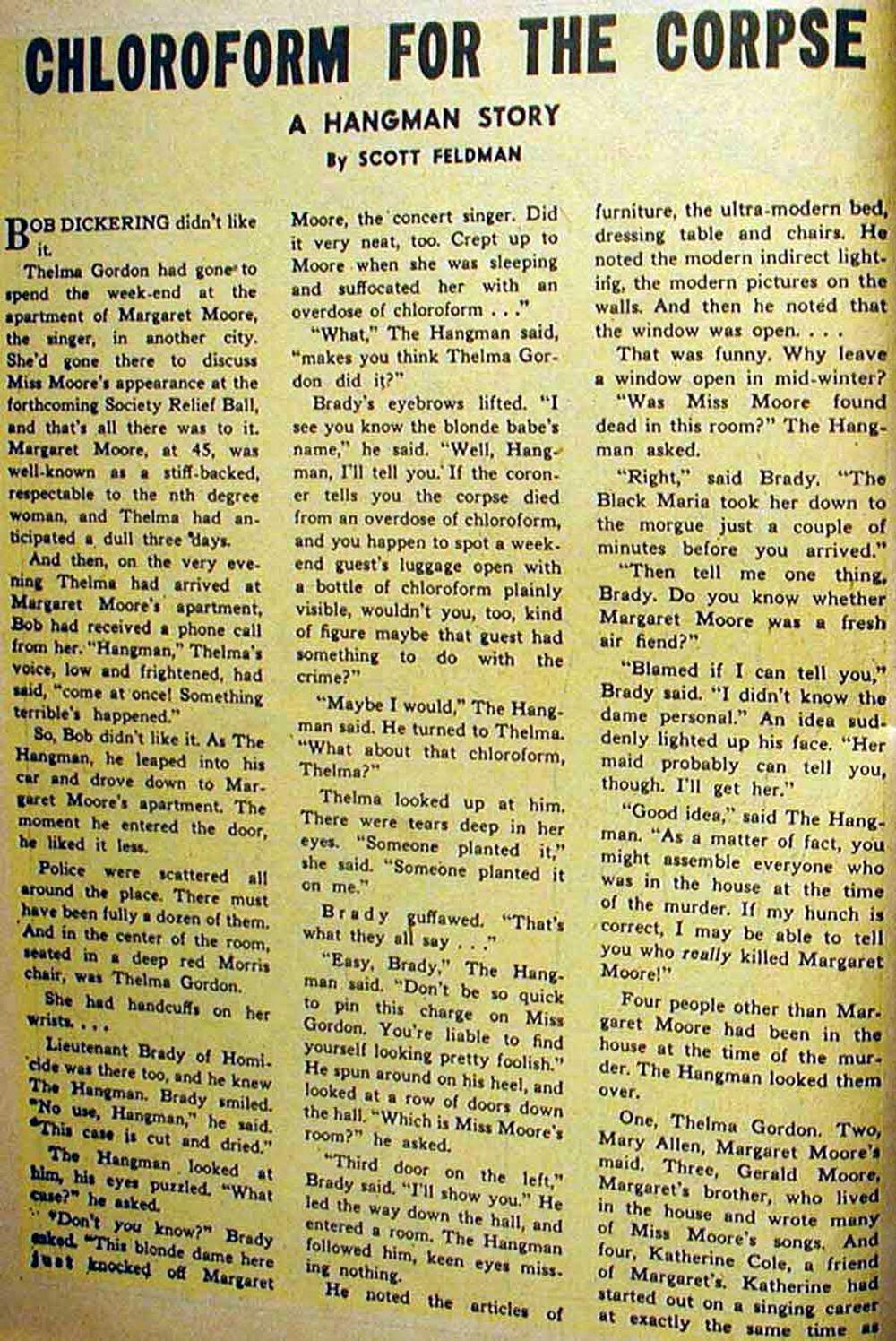 Hangman Comics issue 5 - Page 16