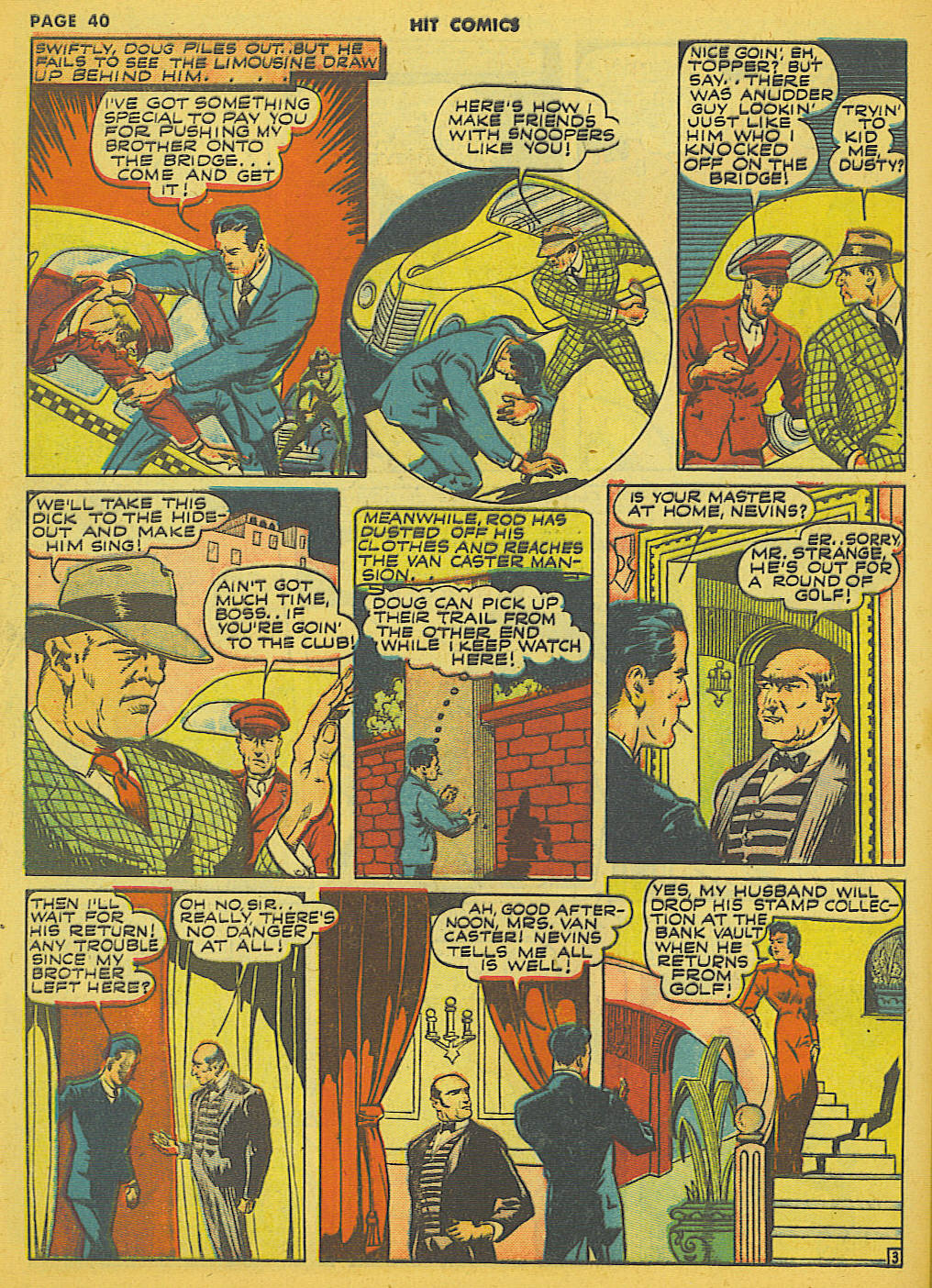 Read online Hit Comics comic -  Issue #21 - 42