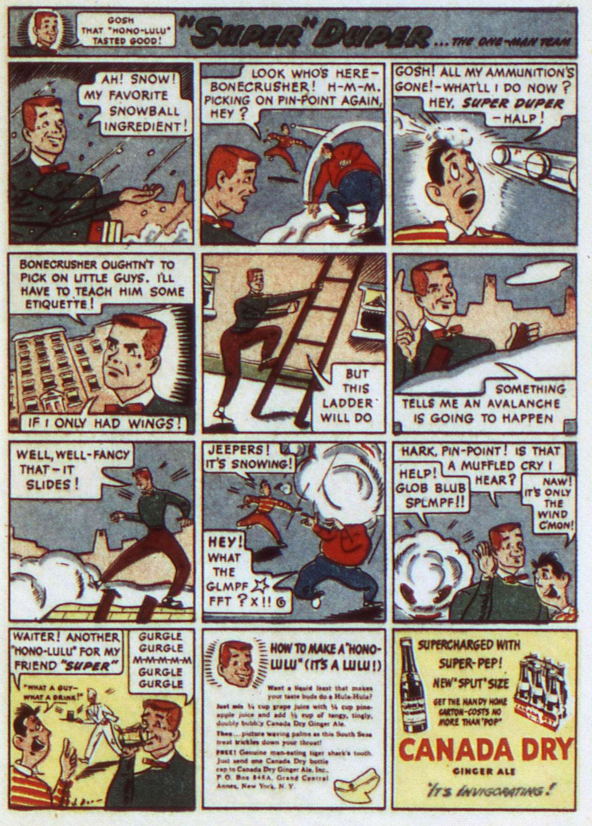 Detective Comics (1937) 61 Page 22