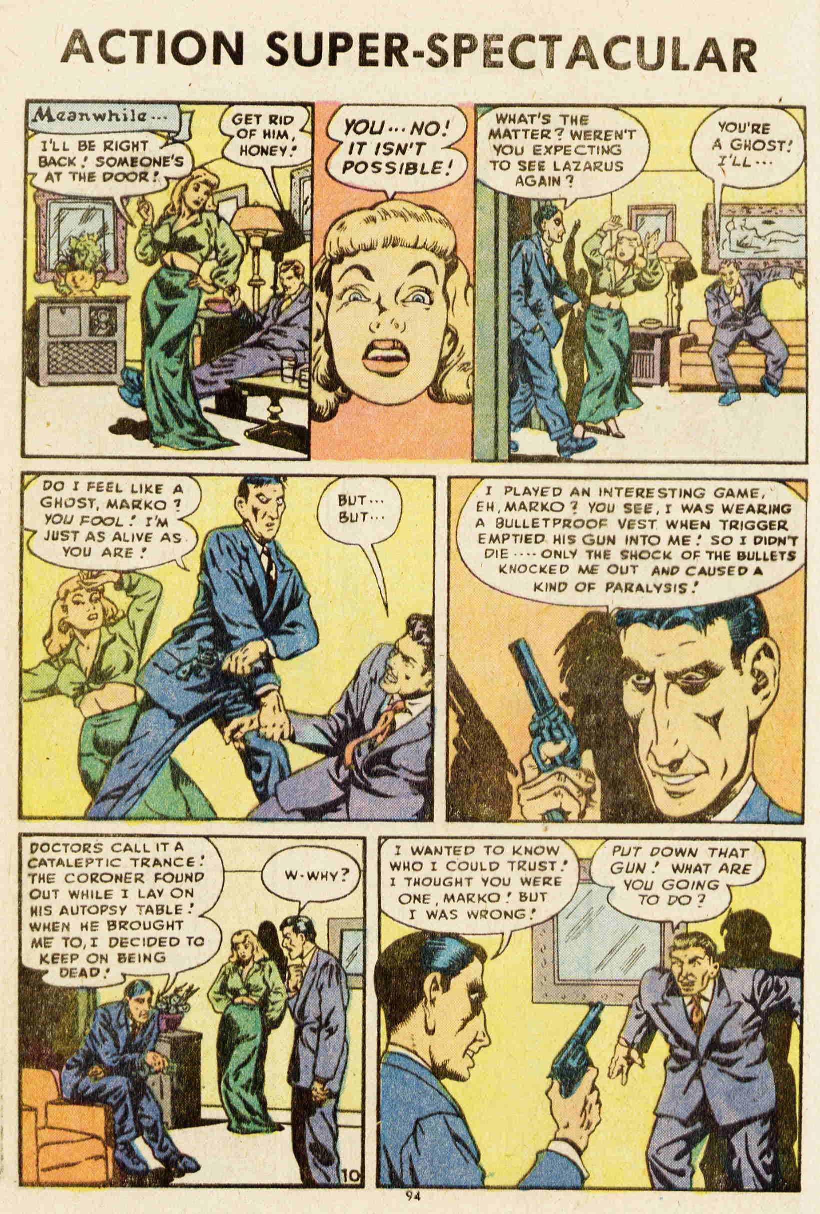 Read online Action Comics (1938) comic -  Issue #437 - 82