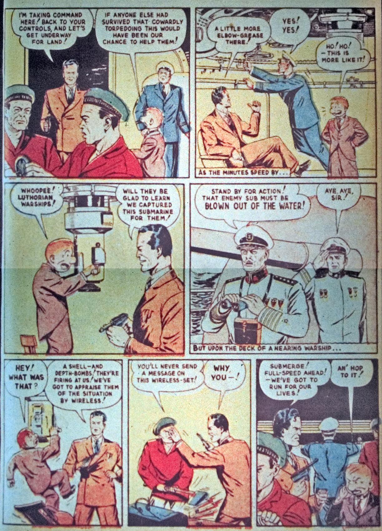 Read online Detective Comics (1937) comic -  Issue #34 - 59