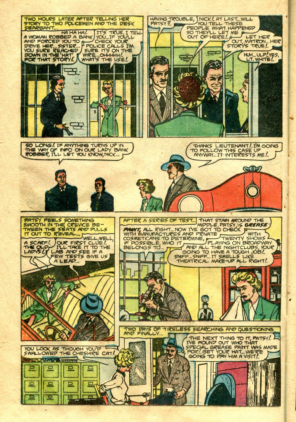 Read online Shadow Comics comic -  Issue #99 - 32