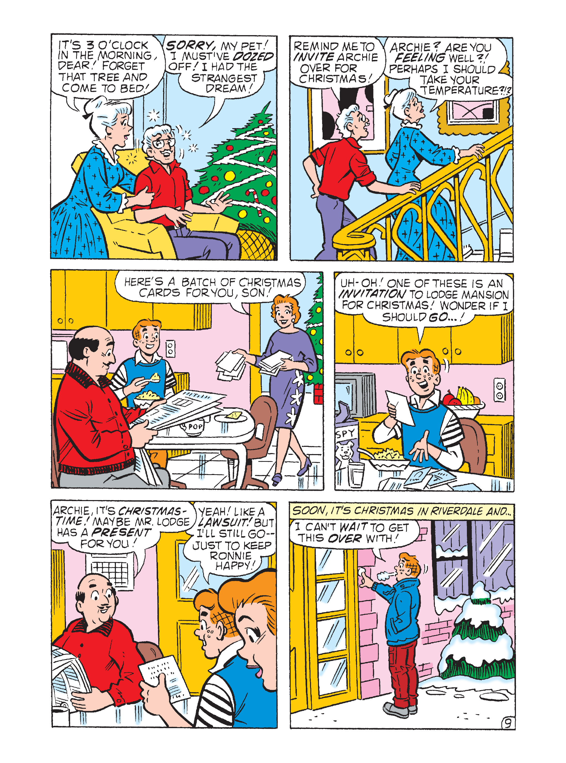 Read online Archie's Funhouse Double Digest comic -  Issue #10 - 28