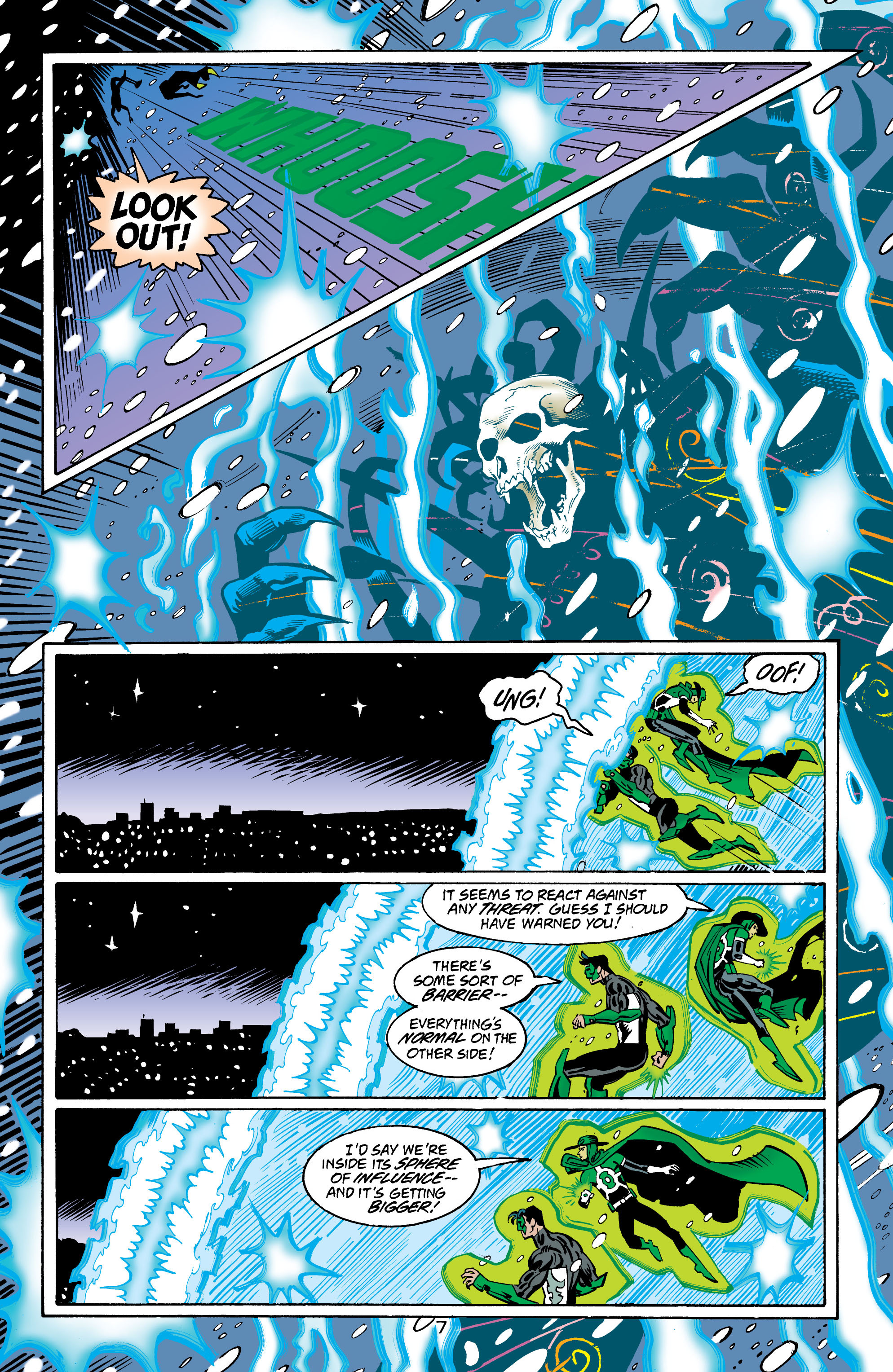 Read online Anarky (1999) comic -  Issue #3 - 8