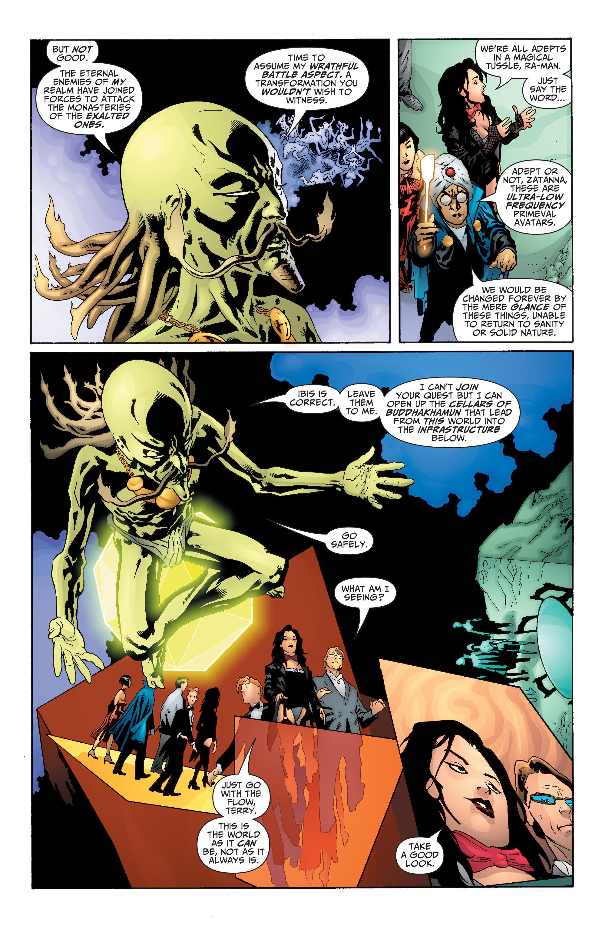 Read online Seven Soldiers: Zatanna comic -  Issue #1 - 10