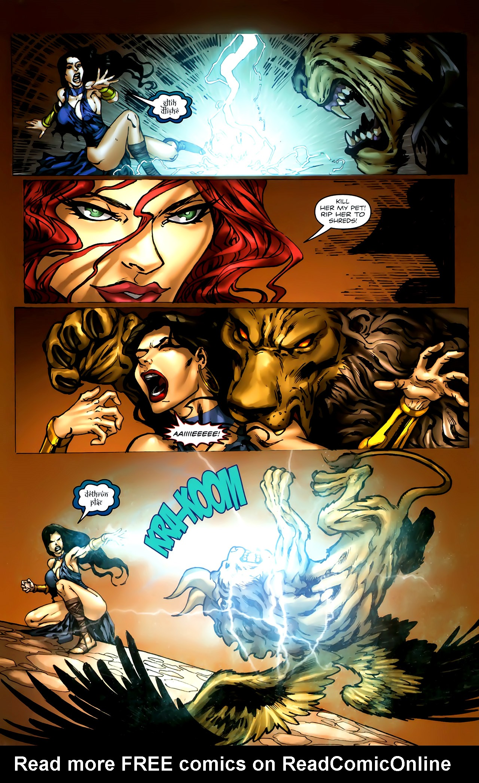 Read online 1001 Arabian Nights: The Adventures of Sinbad comic -  Issue #4 - 9