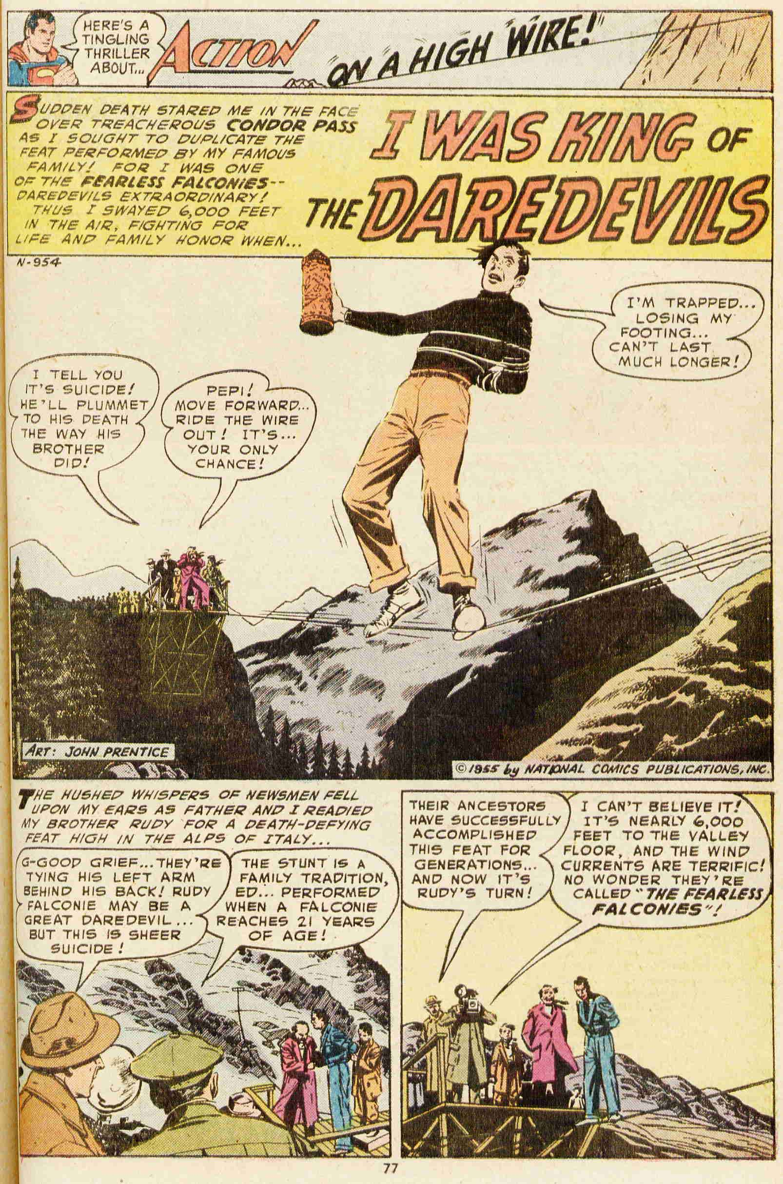 Read online Action Comics (1938) comic -  Issue #437 - 65