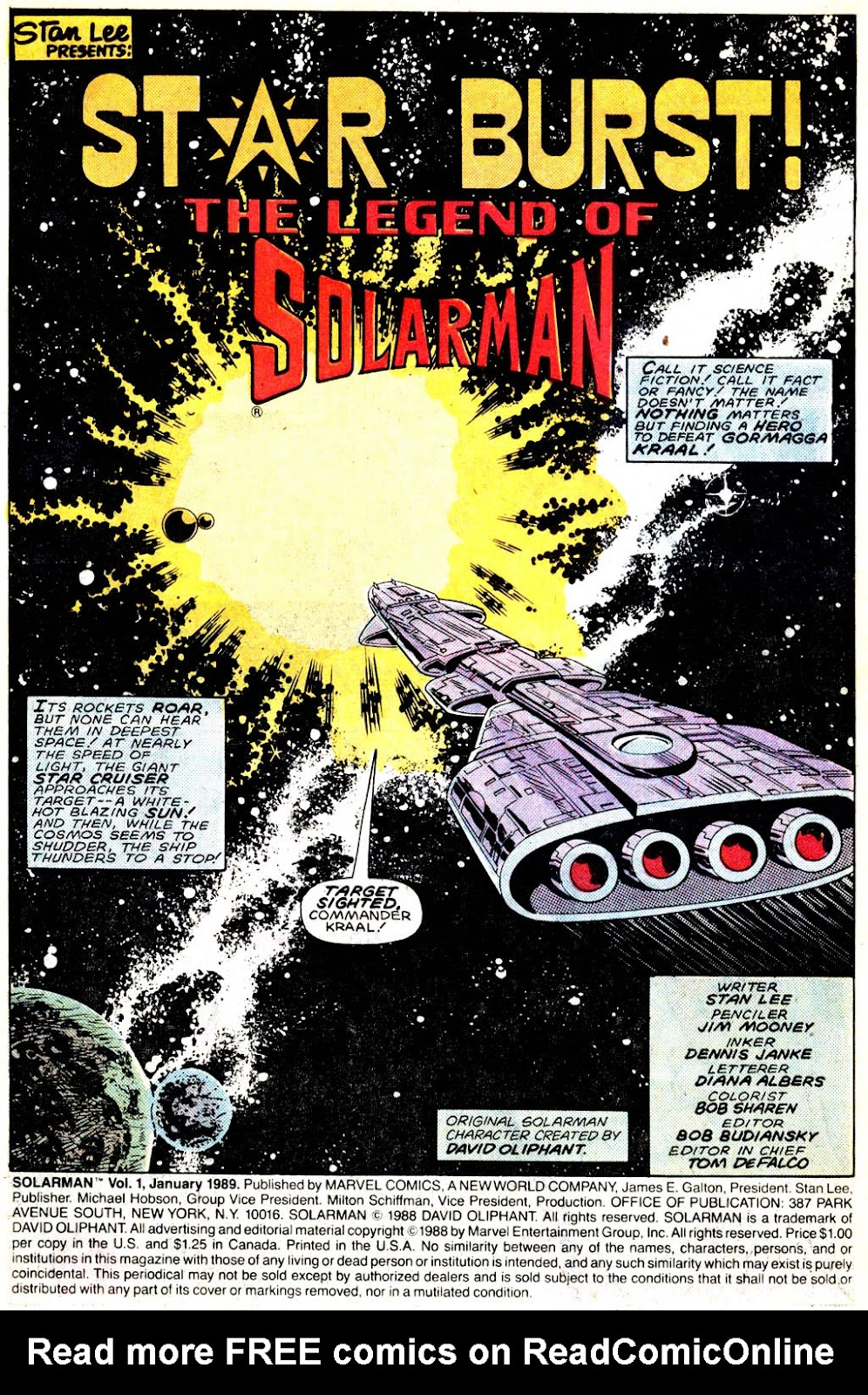 Solarman issue 1 - Page 2