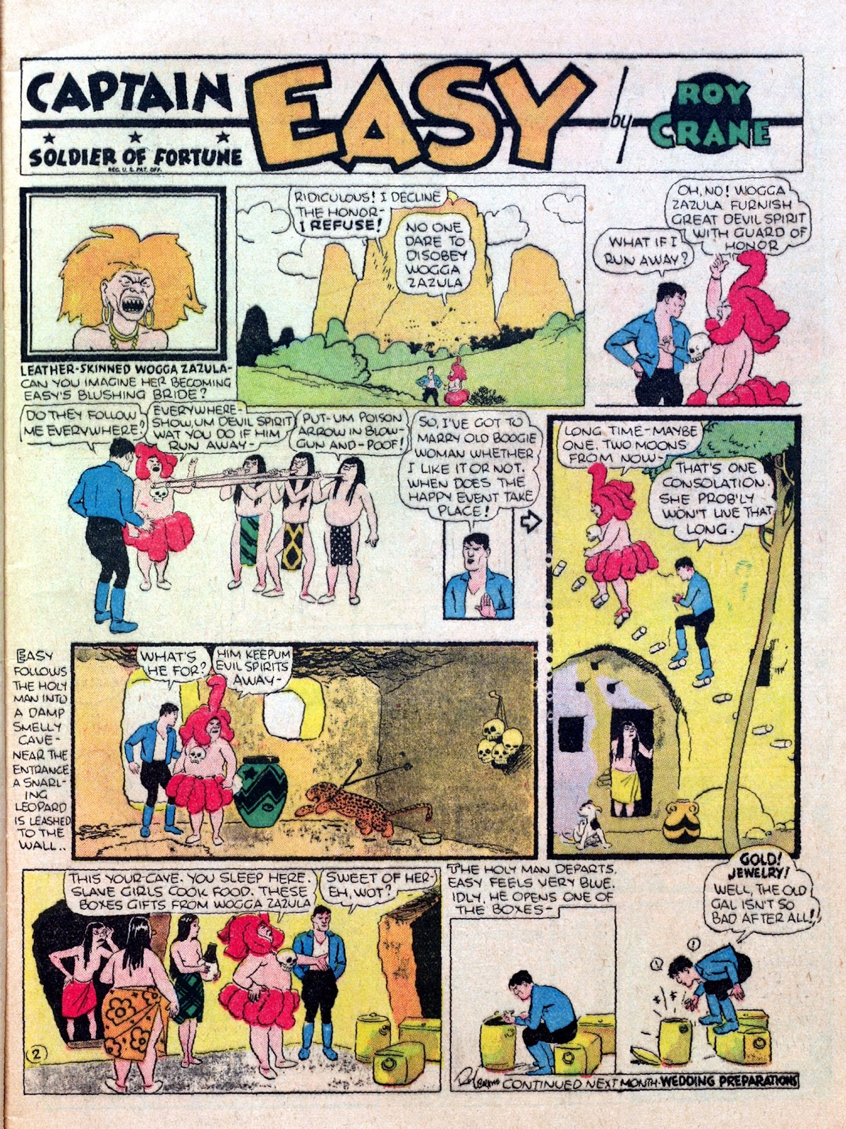 Read online Famous Funnies comic -  Issue #25 - 9